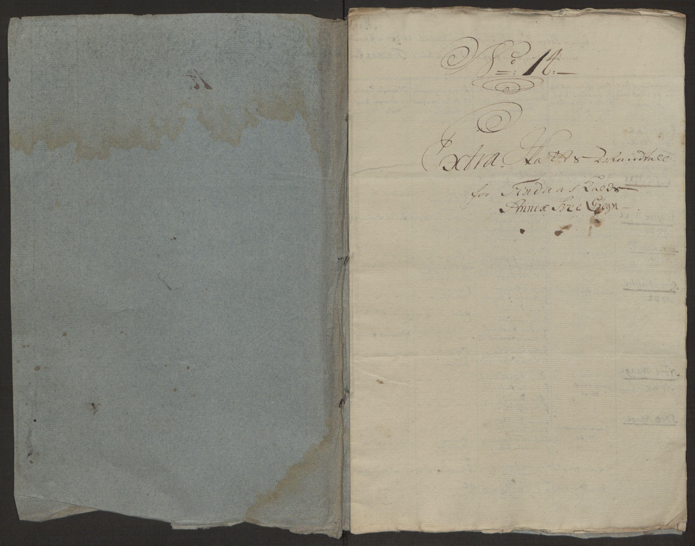 RA, Rentekammeret inntil 1814, Reviderte regnskaper, Hovedkasseregnskaper, Rf/L0072b: Ekstraskatteregnskap, 1762, s. 698