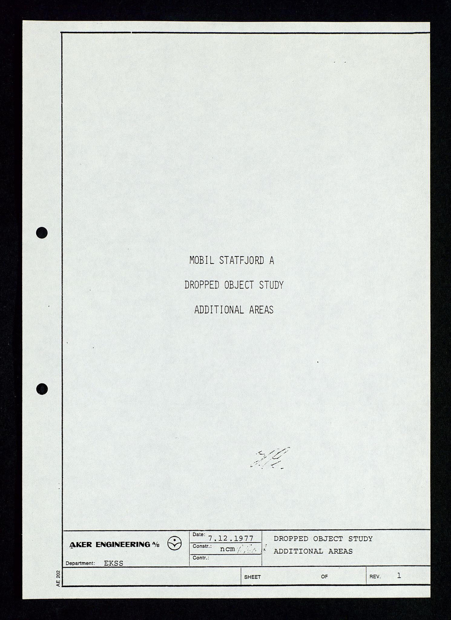 SAST, Pa 1339 - Statoil ASA, D/Dm/L0348: Gravitasjonsplattform betong, 1975-1978, s. 186