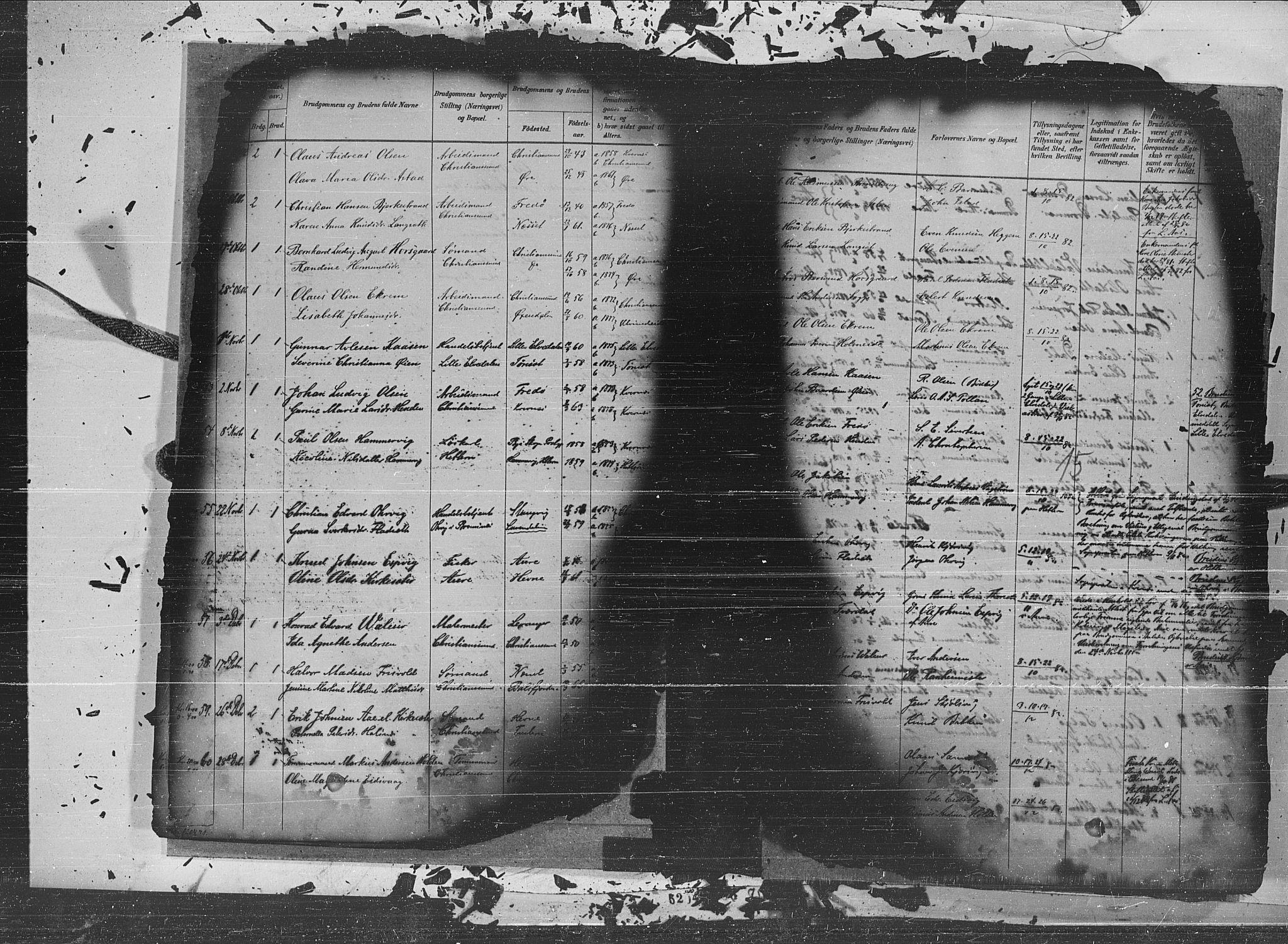 SAT, Ministerialprotokoller, klokkerbøker og fødselsregistre - Møre og Romsdal, 572/L0854: Ministerialbok nr. 572A17, 1880-1905, s. 15