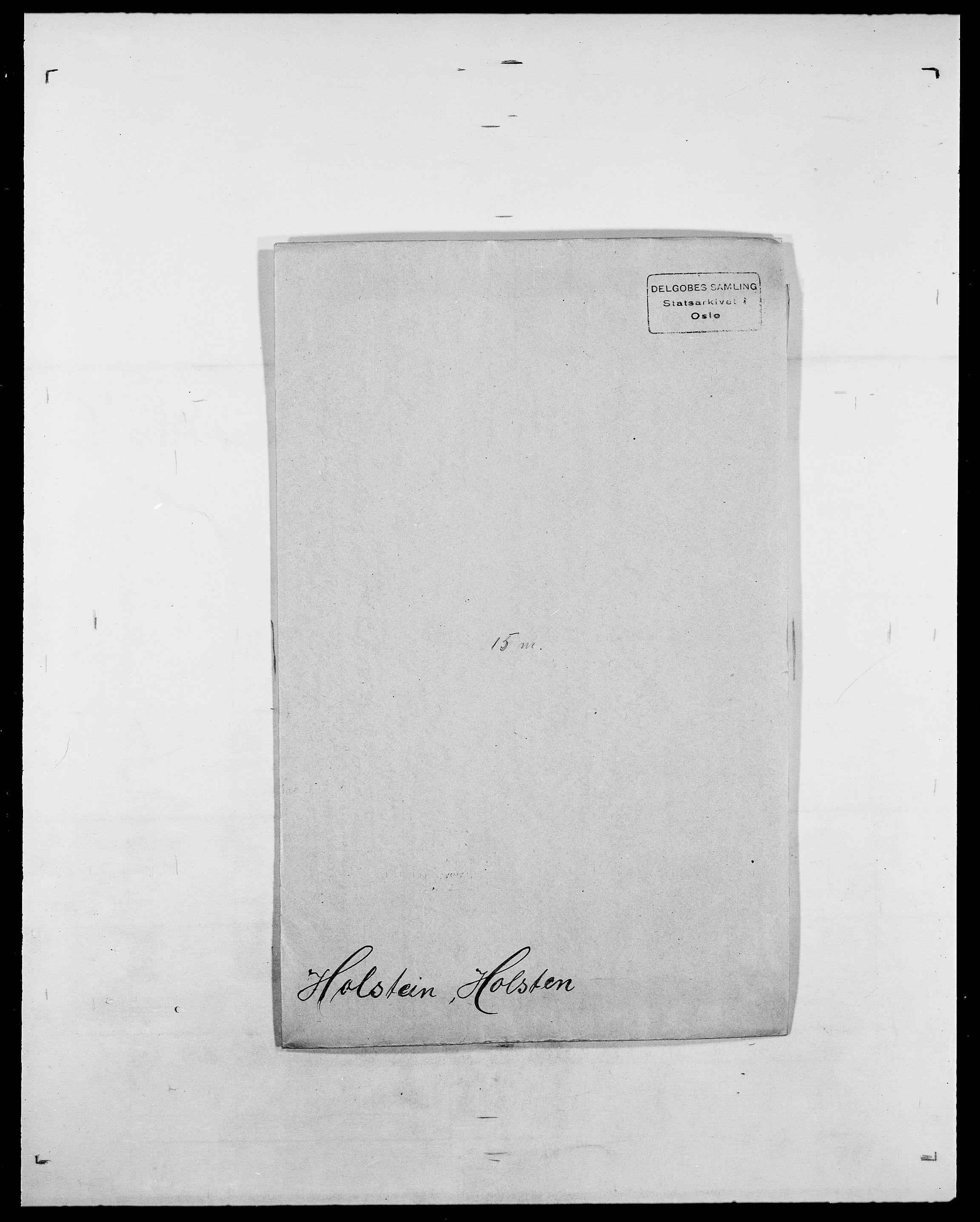 SAO, Delgobe, Charles Antoine - samling, D/Da/L0018: Hoch - Howert, s. 792