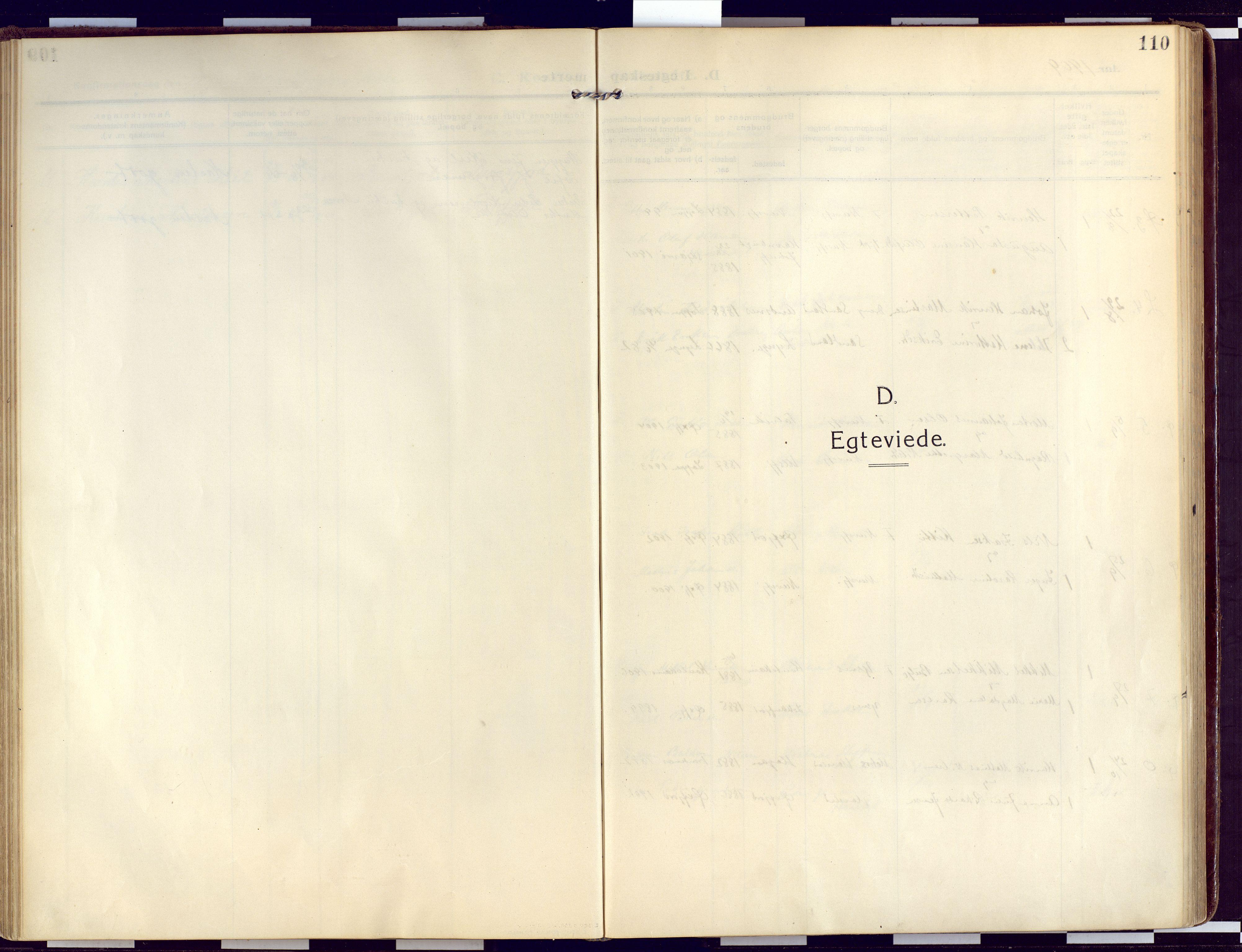 SATØ, Loppa sokneprestkontor, H/Ha/L0011kirke: Ministerialbok nr. 11, 1909-1919, s. 110