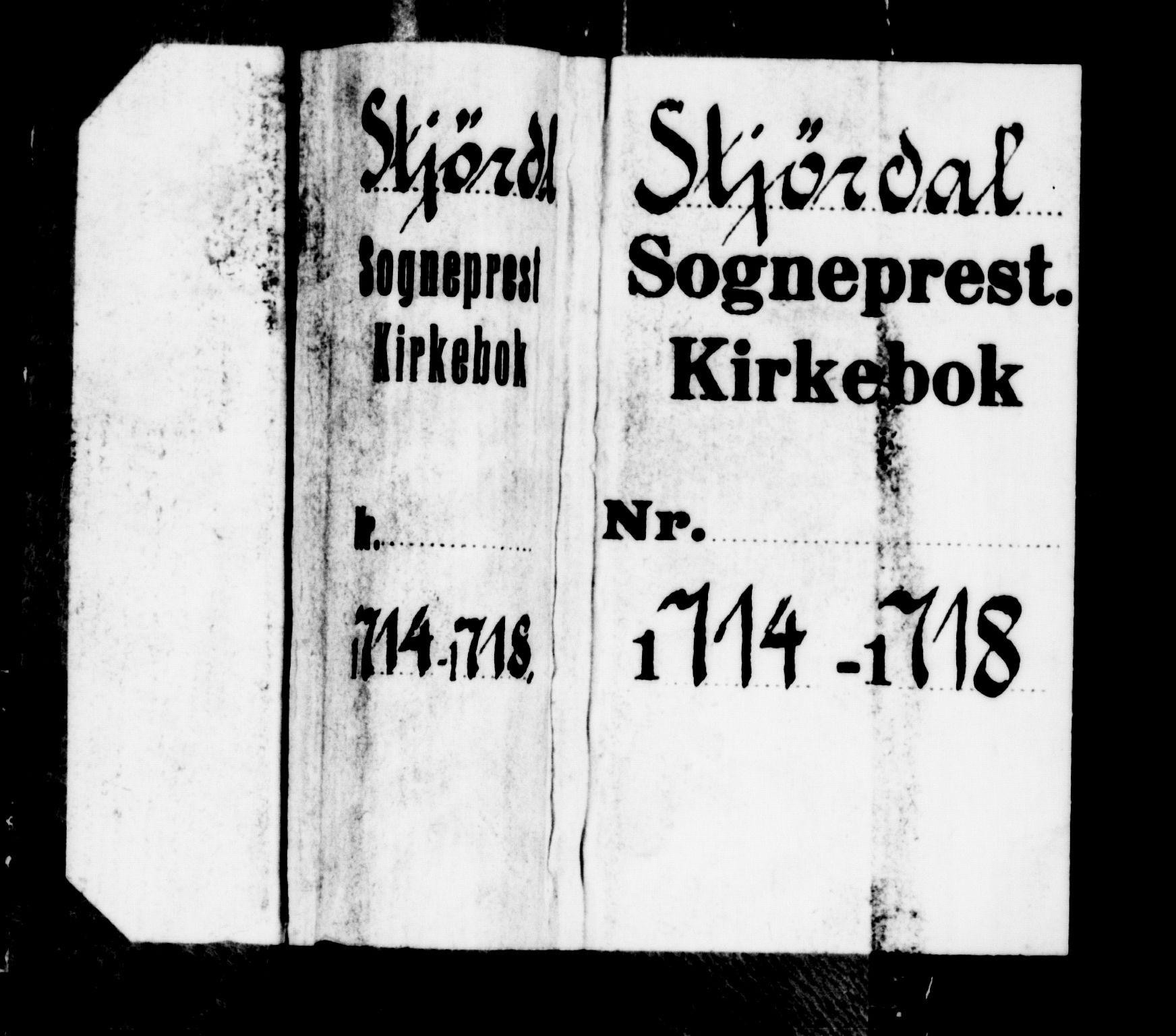 SAT, Ministerialprotokoller, klokkerbøker og fødselsregistre - Nord-Trøndelag, 709/L0054: Ministerialbok nr. 709A02, 1714-1738