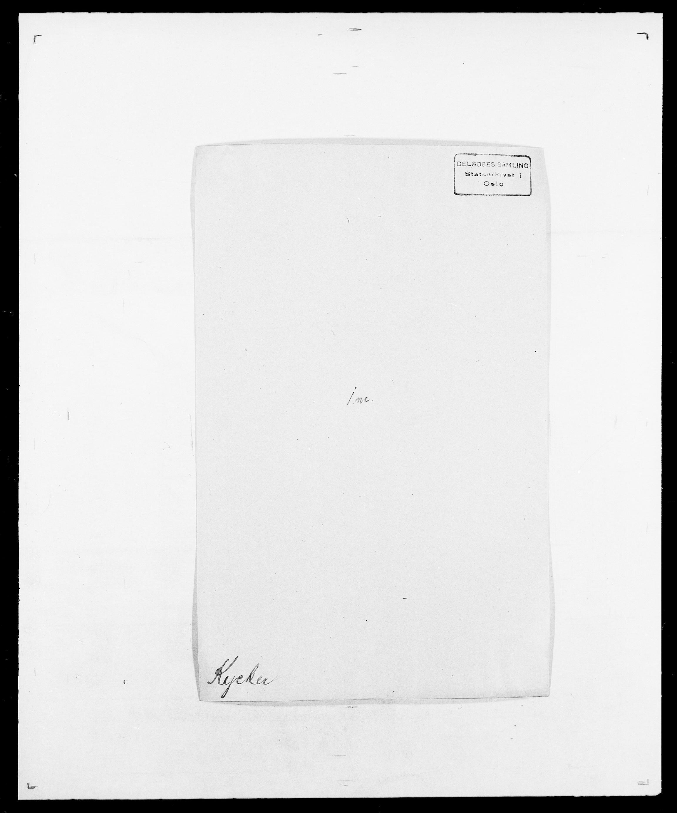 SAO, Delgobe, Charles Antoine - samling, D/Da/L0022: Krog - Lasteen, s. 252
