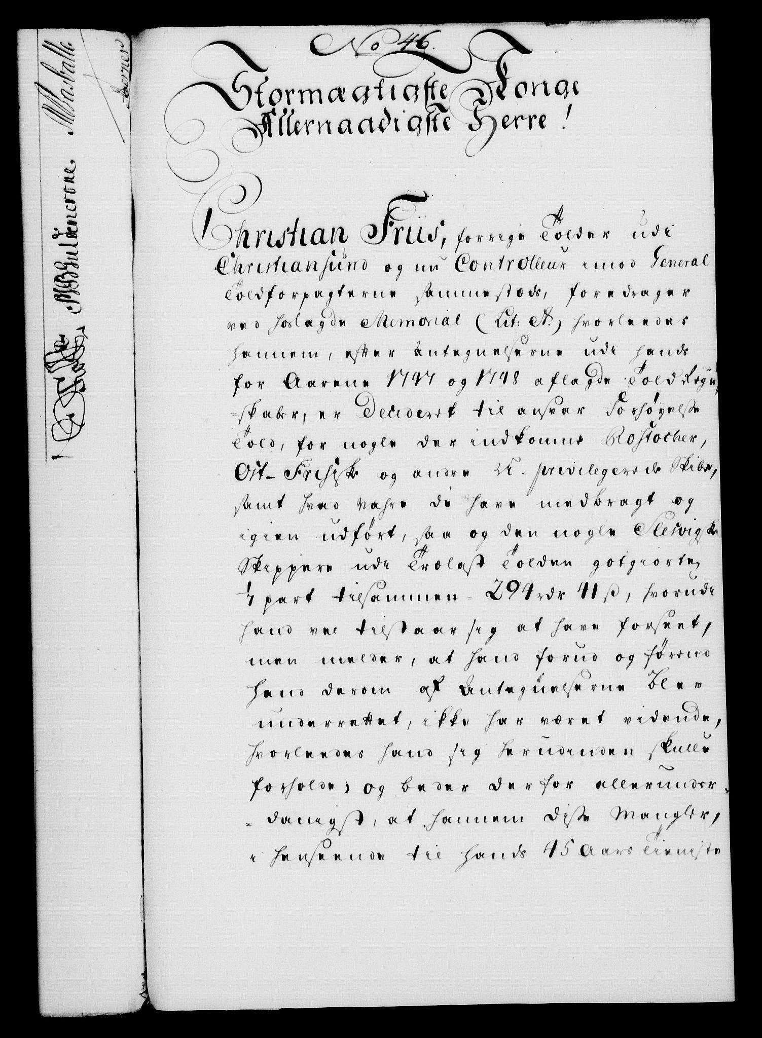 RA, Rentekammeret, Kammerkanselliet, G/Gf/Gfa/L0032: Norsk relasjons- og resolusjonsprotokoll (merket RK 52.32), 1750, s. 198
