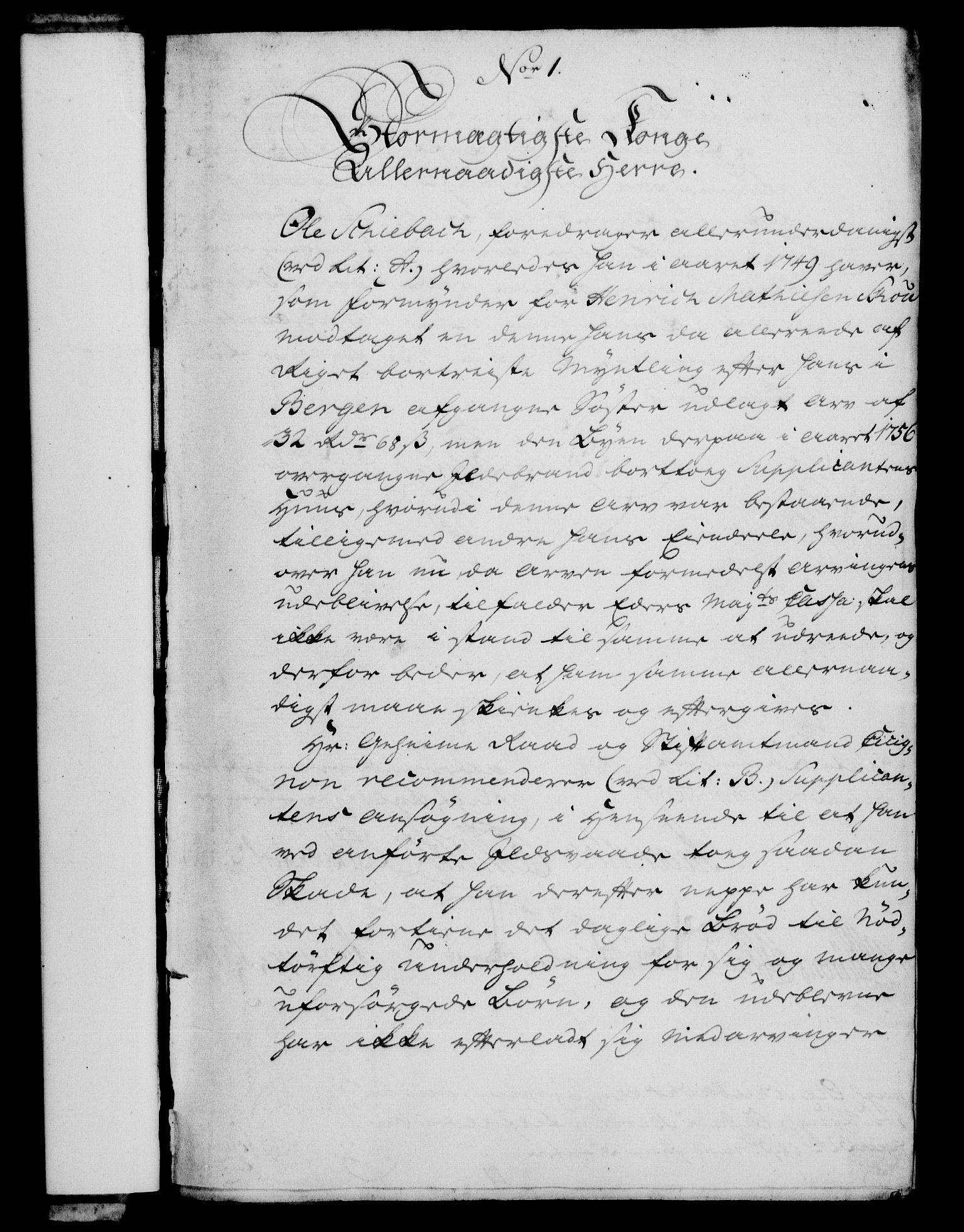 RA, Rentekammeret, Kammerkanselliet, G/Gf/Gfa/L0048: Norsk relasjons- og resolusjonsprotokoll (merket RK 52.48), 1766, s. 29