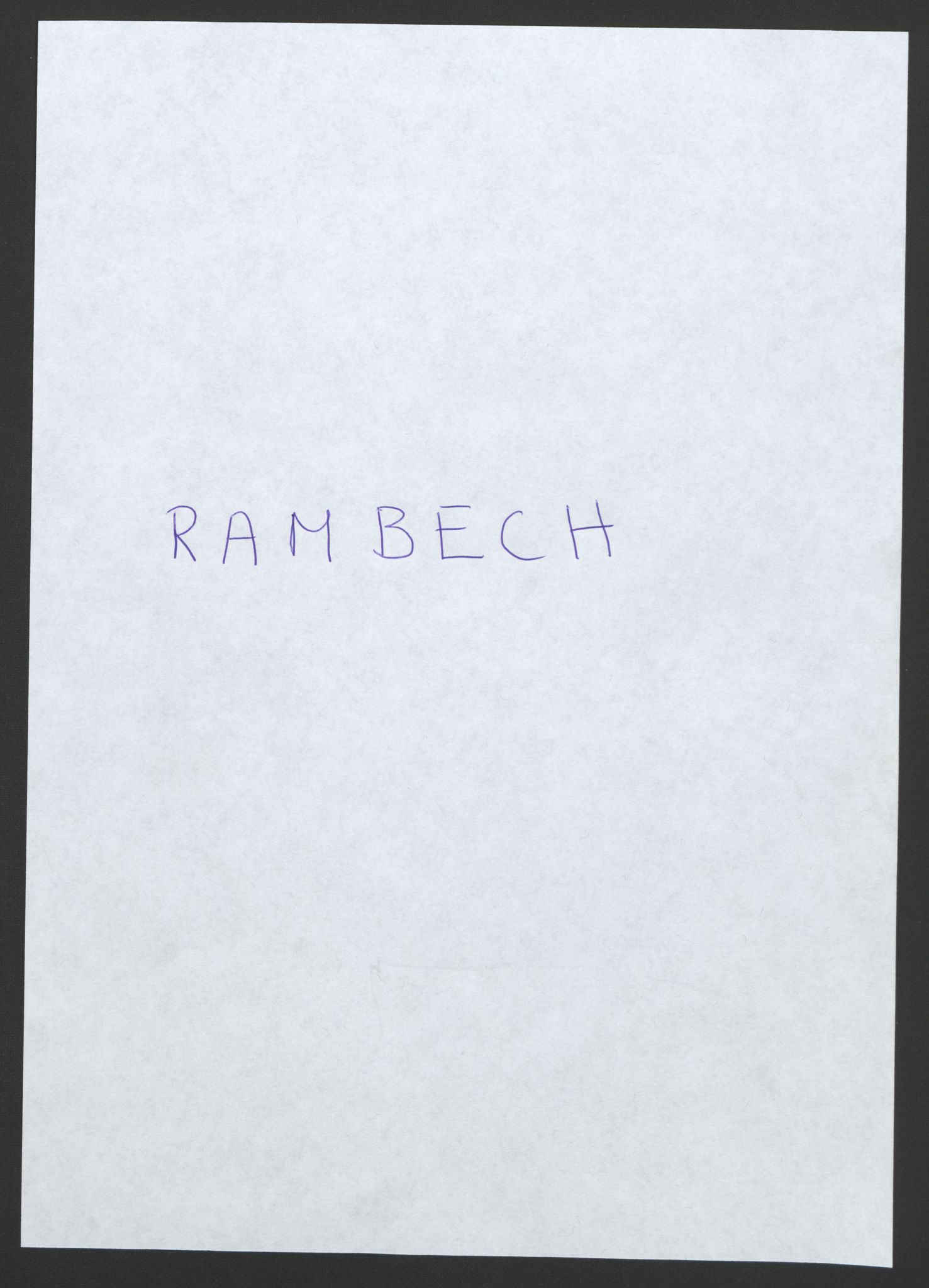 RA, Bergwitz, Johan Kielland, F/Fb/L0007, s. 2