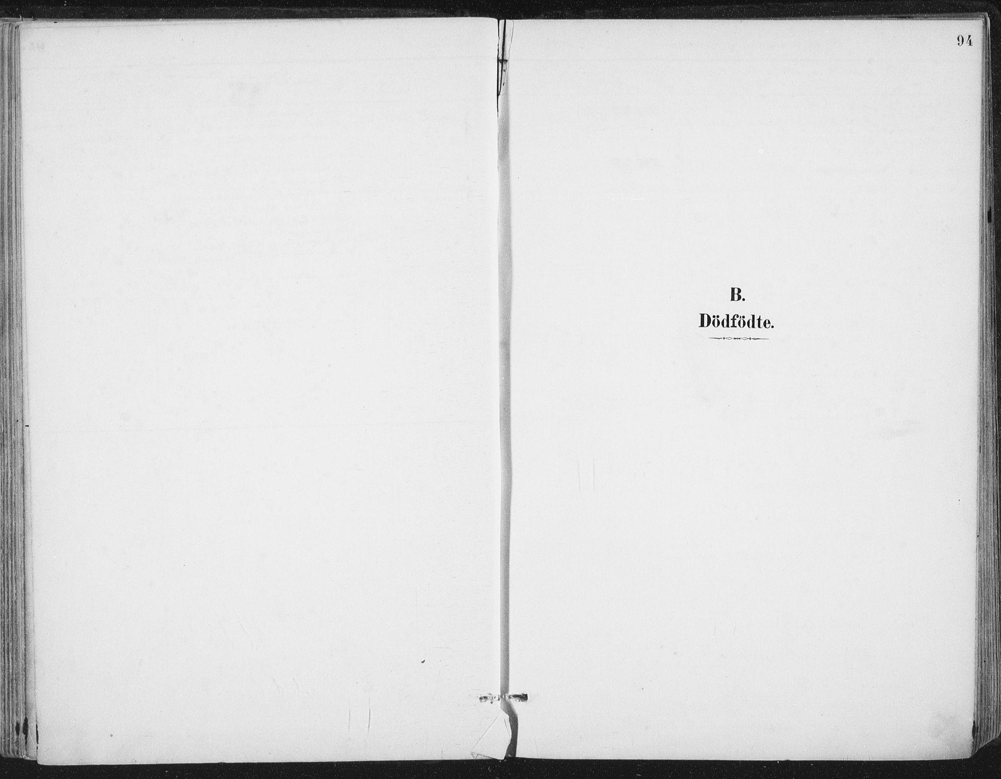 SAT, Ministerialprotokoller, klokkerbøker og fødselsregistre - Nord-Trøndelag, 784/L0673: Ministerialbok nr. 784A08, 1888-1899, s. 94