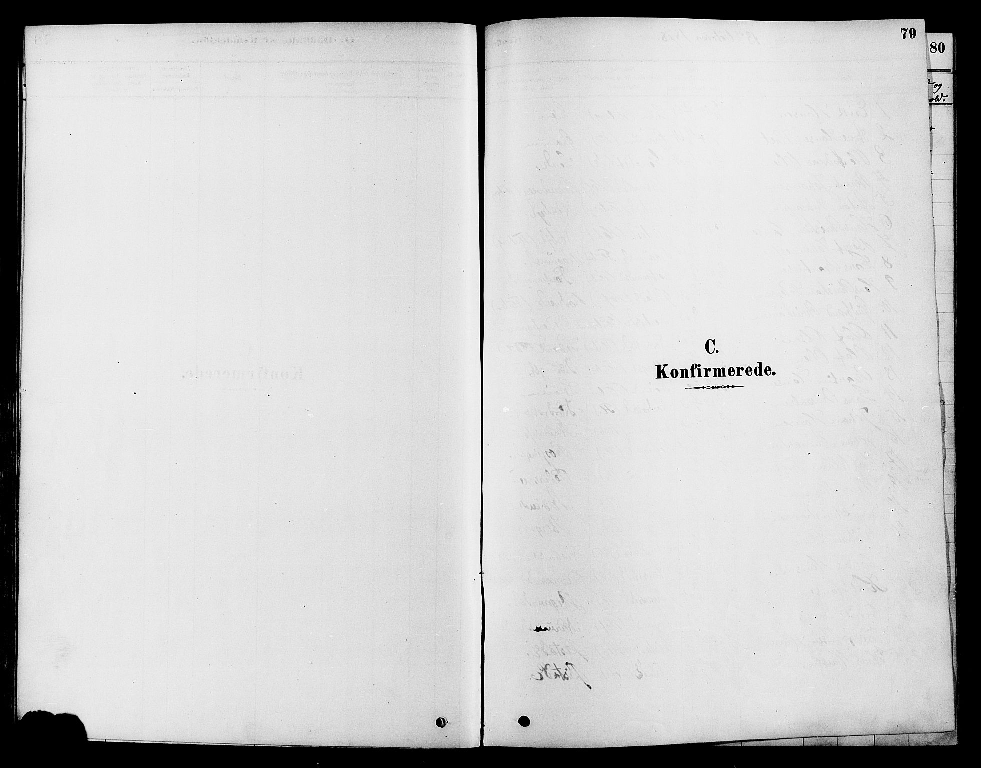 SAH, Søndre Land prestekontor, K/L0002: Ministerialbok nr. 2, 1878-1894, s. 79