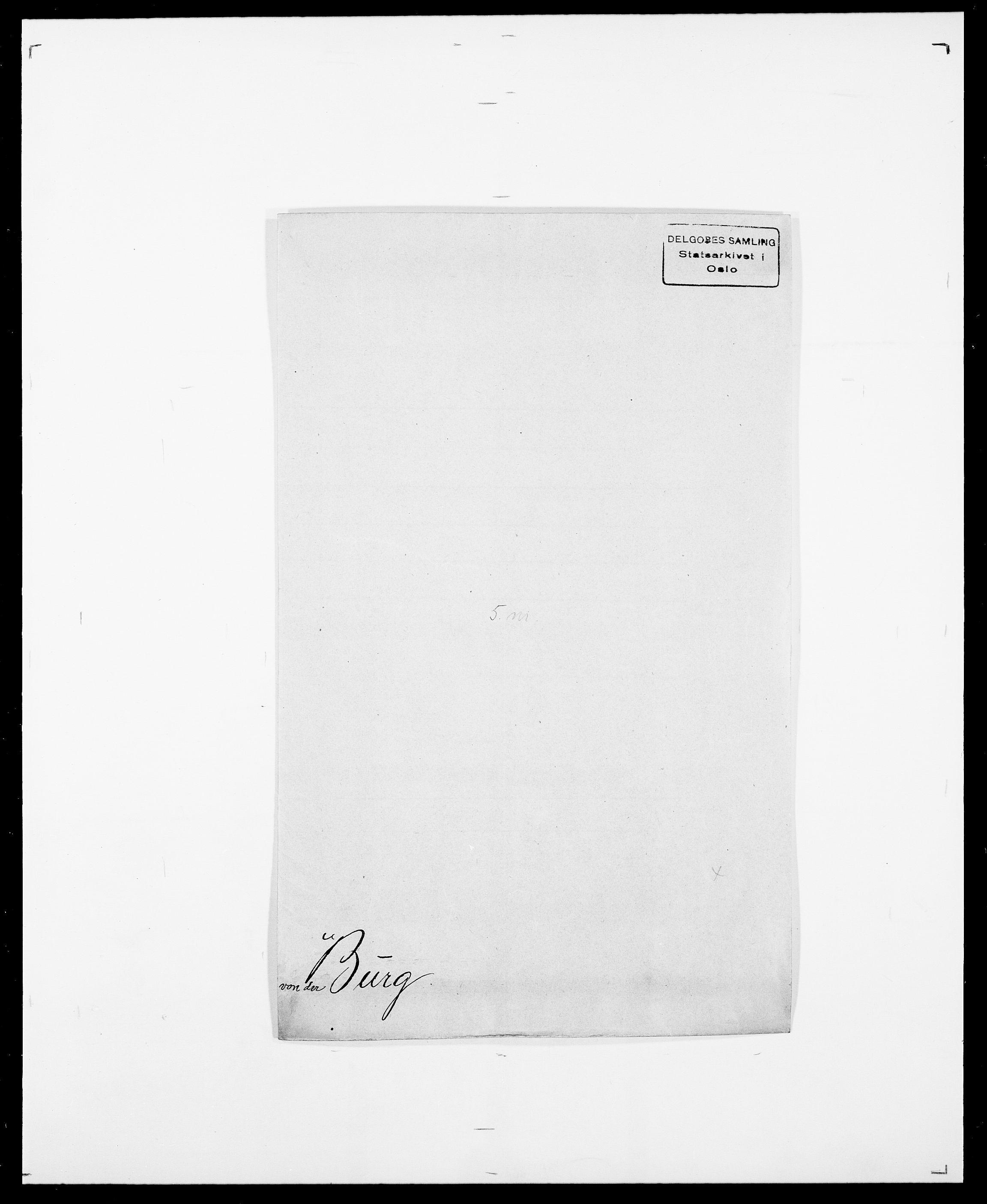 SAO, Delgobe, Charles Antoine - samling, D/Da/L0007: Buaas - Caphengst, s. 422