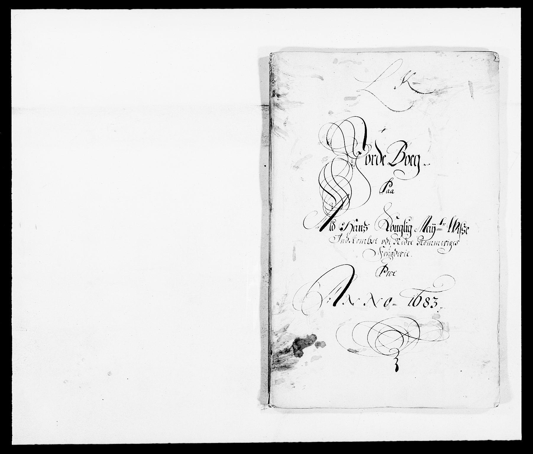 RA, Rentekammeret inntil 1814, Reviderte regnskaper, Fogderegnskap, R11/L0571: Fogderegnskap Nedre Romerike, 1683-1685, s. 14