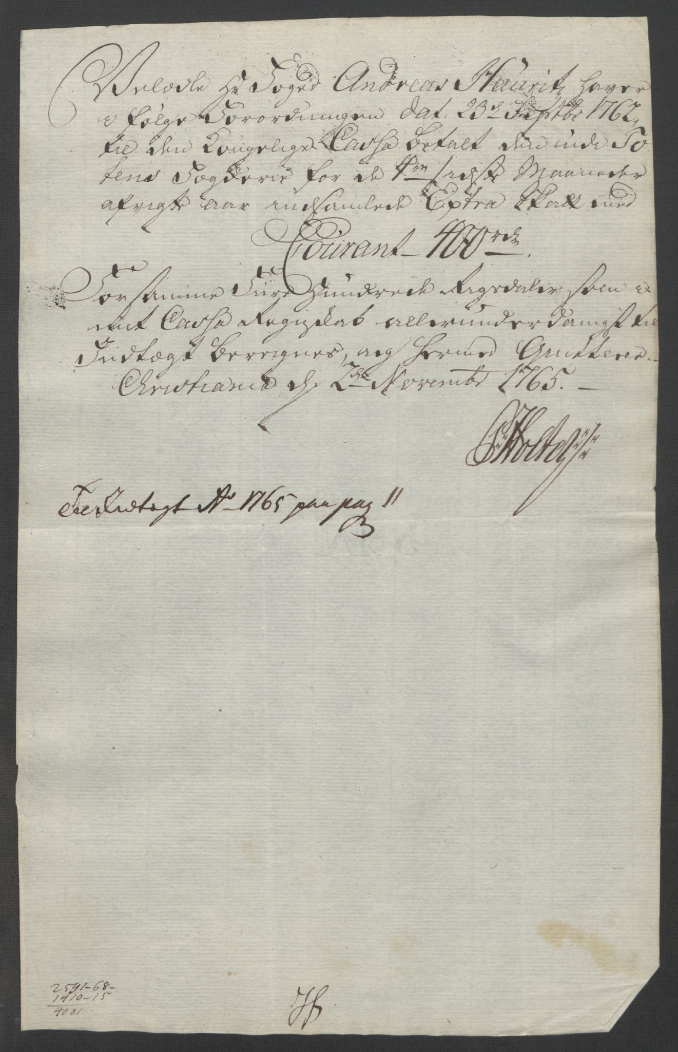 RA, Rentekammeret inntil 1814, Reviderte regnskaper, Fogderegnskap, R19/L1399: Fogderegnskap Toten, Hadeland og Vardal, 1762-1783, s. 82