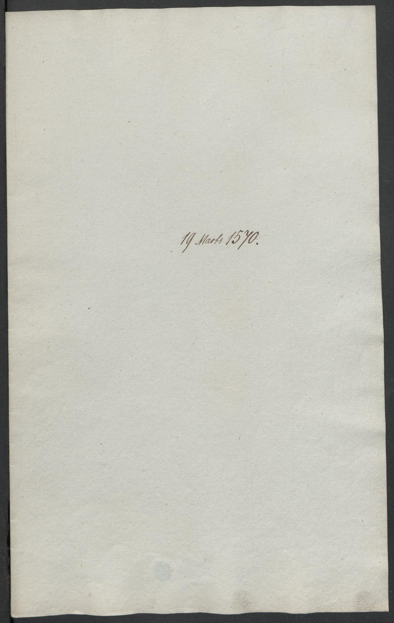 RA, Riksarkivets diplomsamling, F02/L0075: Dokumenter, 1570-1571, s. 12