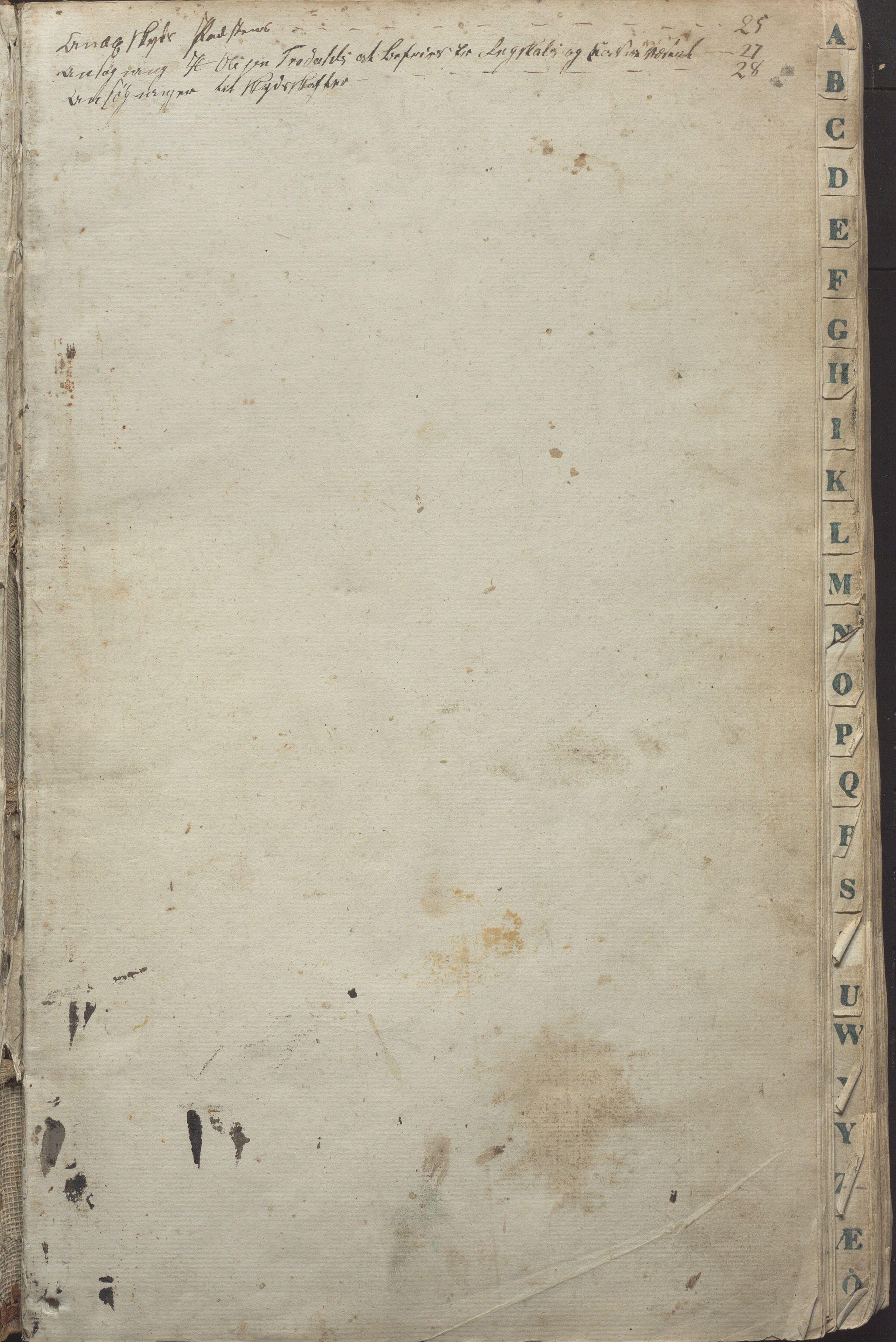 IKAR, Strand kommune - Formannskapet/Rådmannskontoret, A/Aa/L0001: Møtebok, 1837-1888