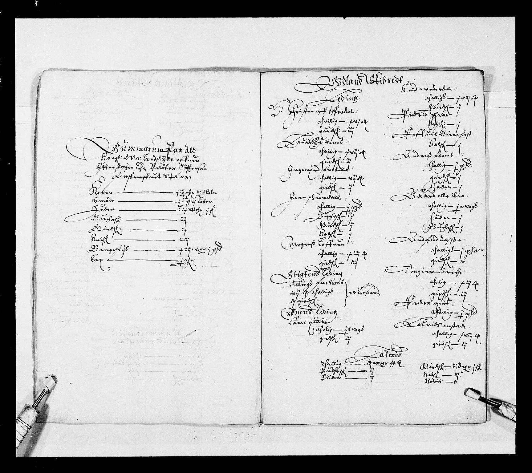 RA, Stattholderembetet 1572-1771, Ek/L0025: Jordebøker 1633-1658:, 1645-1646, s. 119