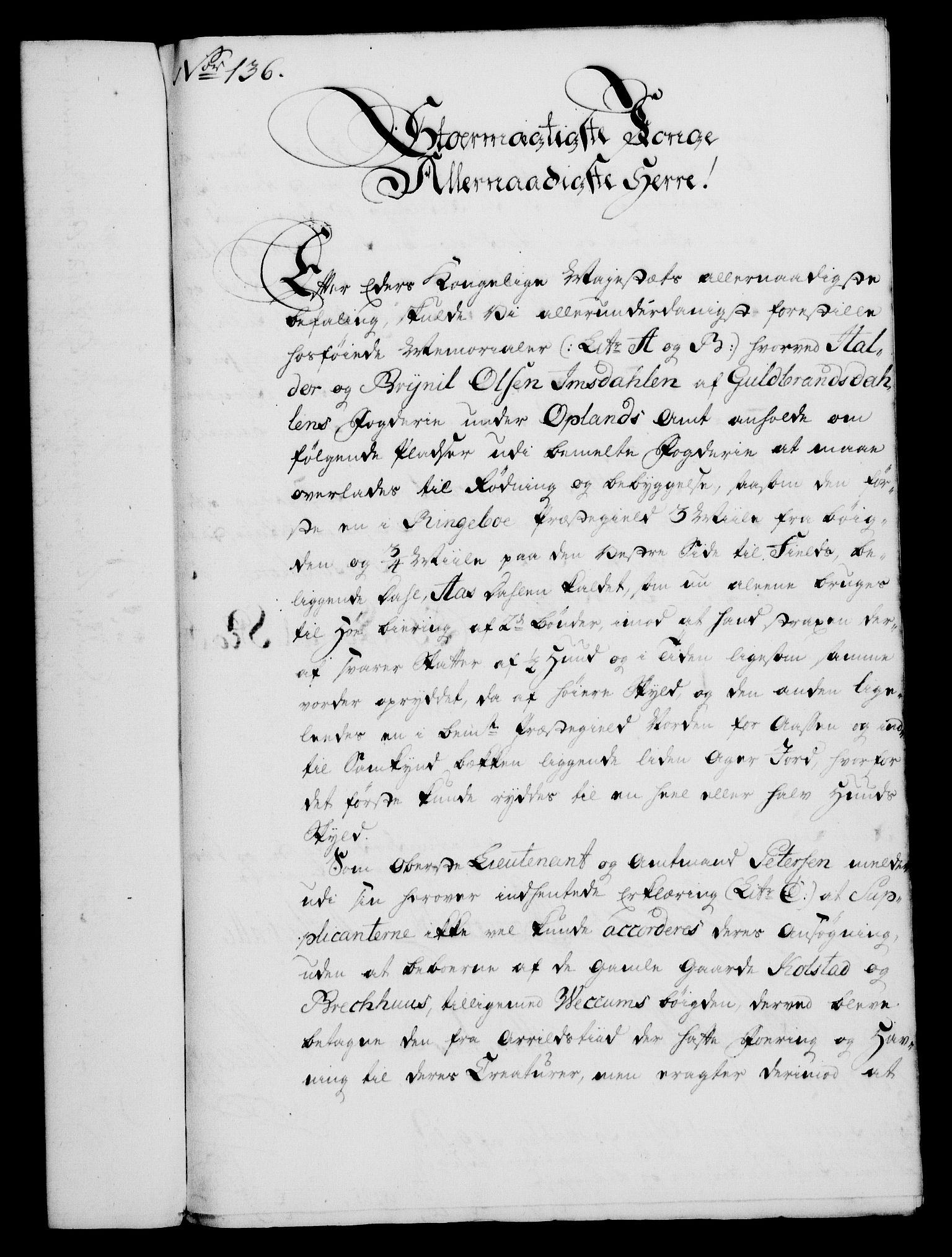 RA, Rentekammeret, Kammerkanselliet, G/Gf/Gfa/L0043: Norsk relasjons- og resolusjonsprotokoll (merket RK 52.43), 1761, s. 503