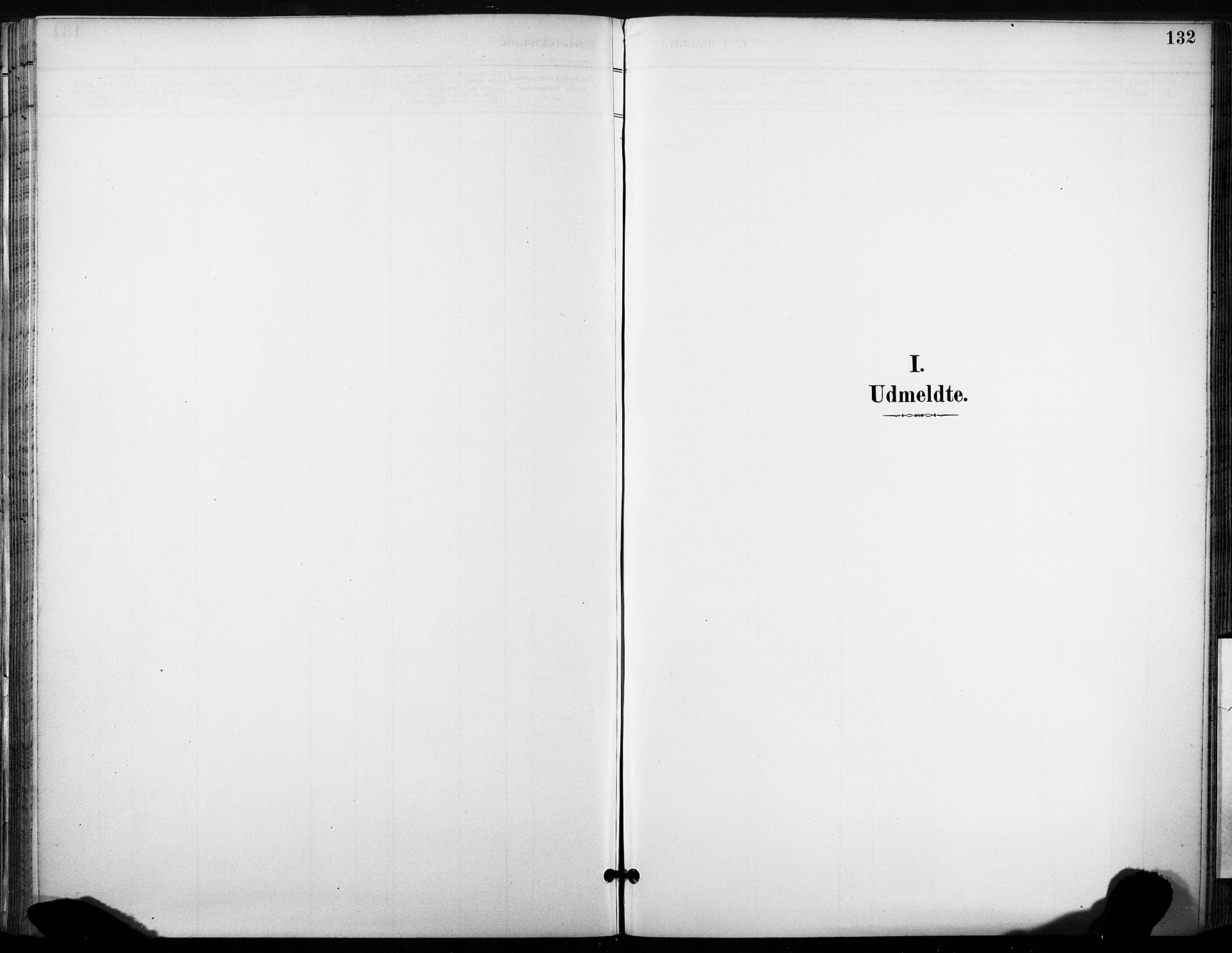 SAT, Ministerialprotokoller, klokkerbøker og fødselsregistre - Sør-Trøndelag, 685/L0973: Ministerialbok nr. 685A10, 1891-1907, s. 132