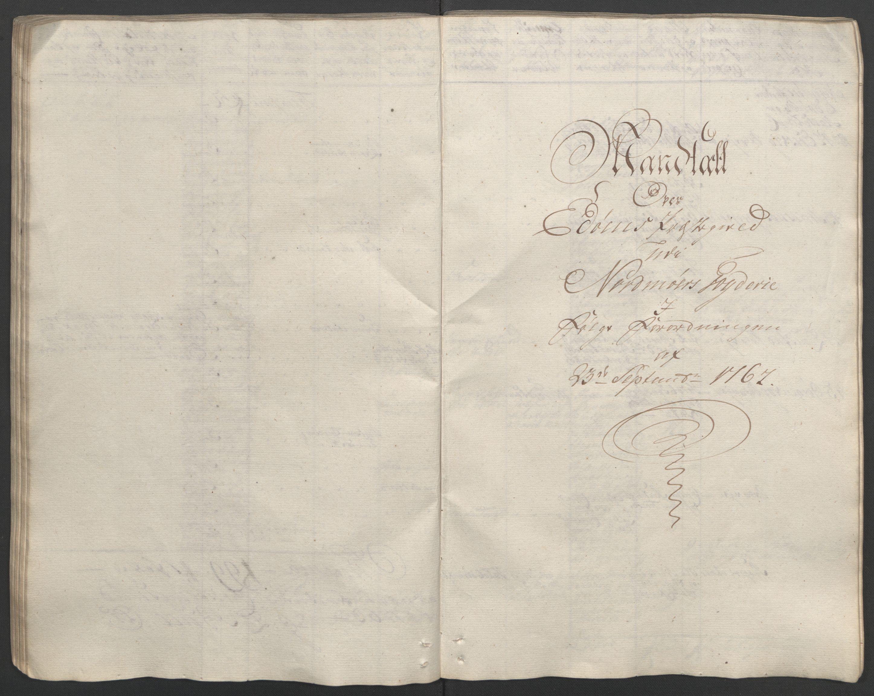 RA, Rentekammeret inntil 1814, Reviderte regnskaper, Fogderegnskap, R56/L3841: Ekstraskatten Nordmøre, 1762-1763, s. 82