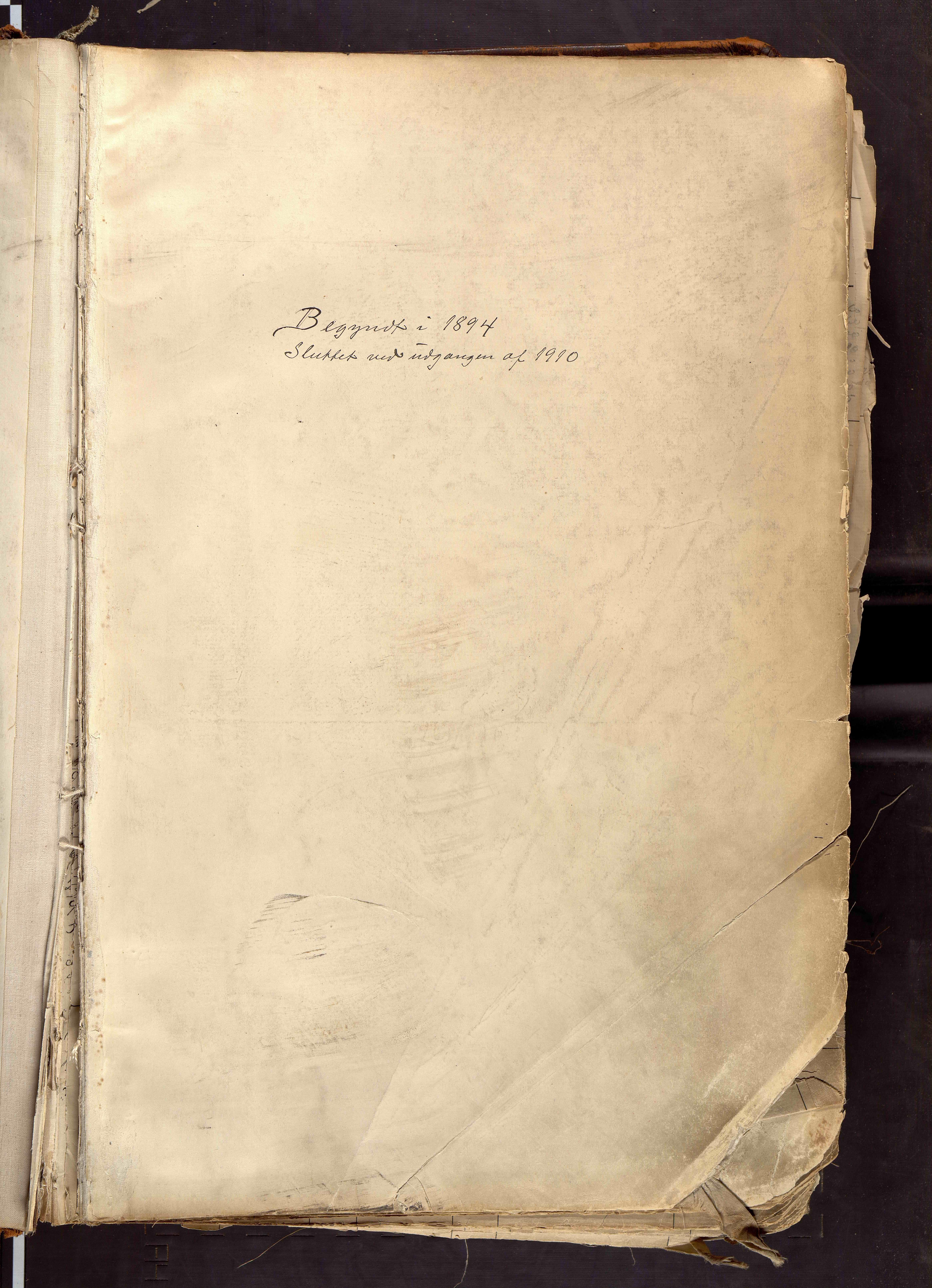 OBA, Fattigvesenet, H/Hd/L0007: Manntallsprotokoll. Mnr. 1001-1604, 1897-1910, s. 3
