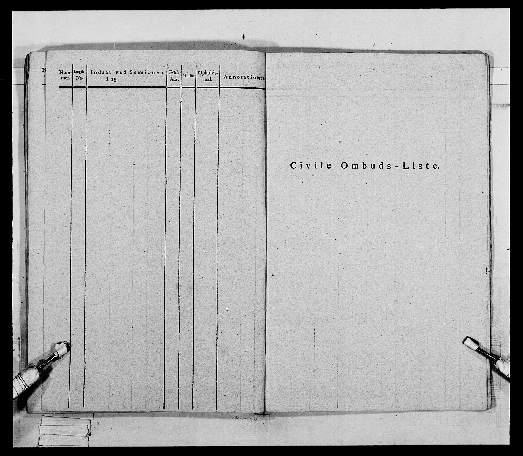 RA, Generalitets- og kommissariatskollegiet, Det kongelige norske kommissariatskollegium, E/Eh/L0069: Opplandske gevorbne infanteriregiment, 1810-1818, s. 659