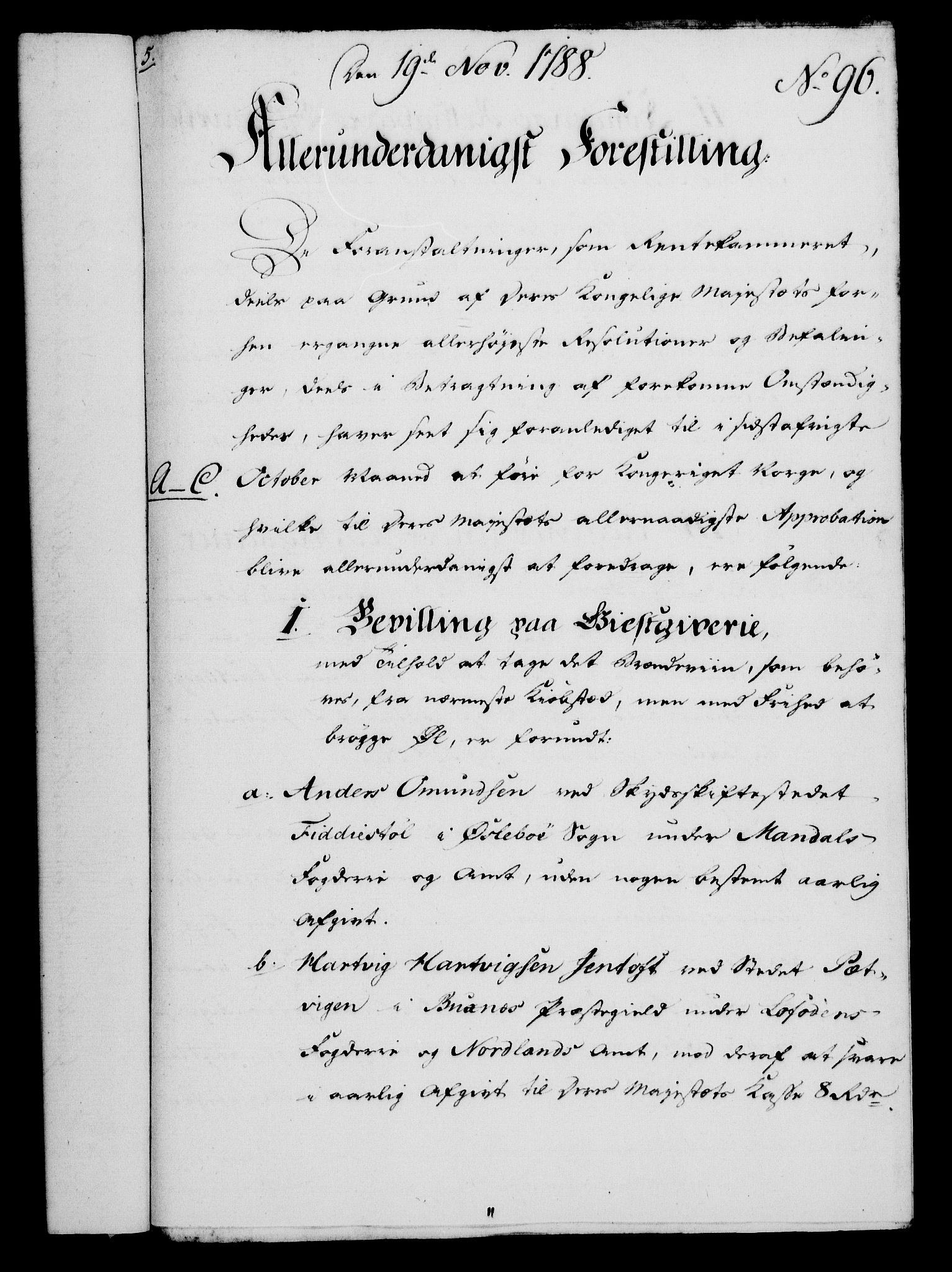 RA, Rentekammeret, Kammerkanselliet, G/Gf/Gfa/L0070: Norsk relasjons- og resolusjonsprotokoll (merket RK 52.70), 1788, s. 567