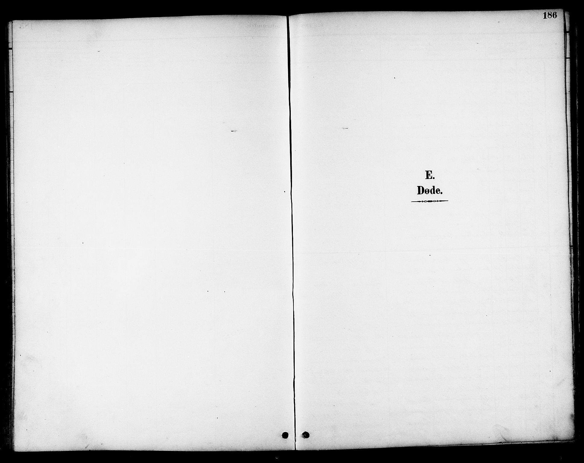 SAT, Ministerialprotokoller, klokkerbøker og fødselsregistre - Nord-Trøndelag, 709/L0087: Klokkerbok nr. 709C01, 1892-1913, s. 186