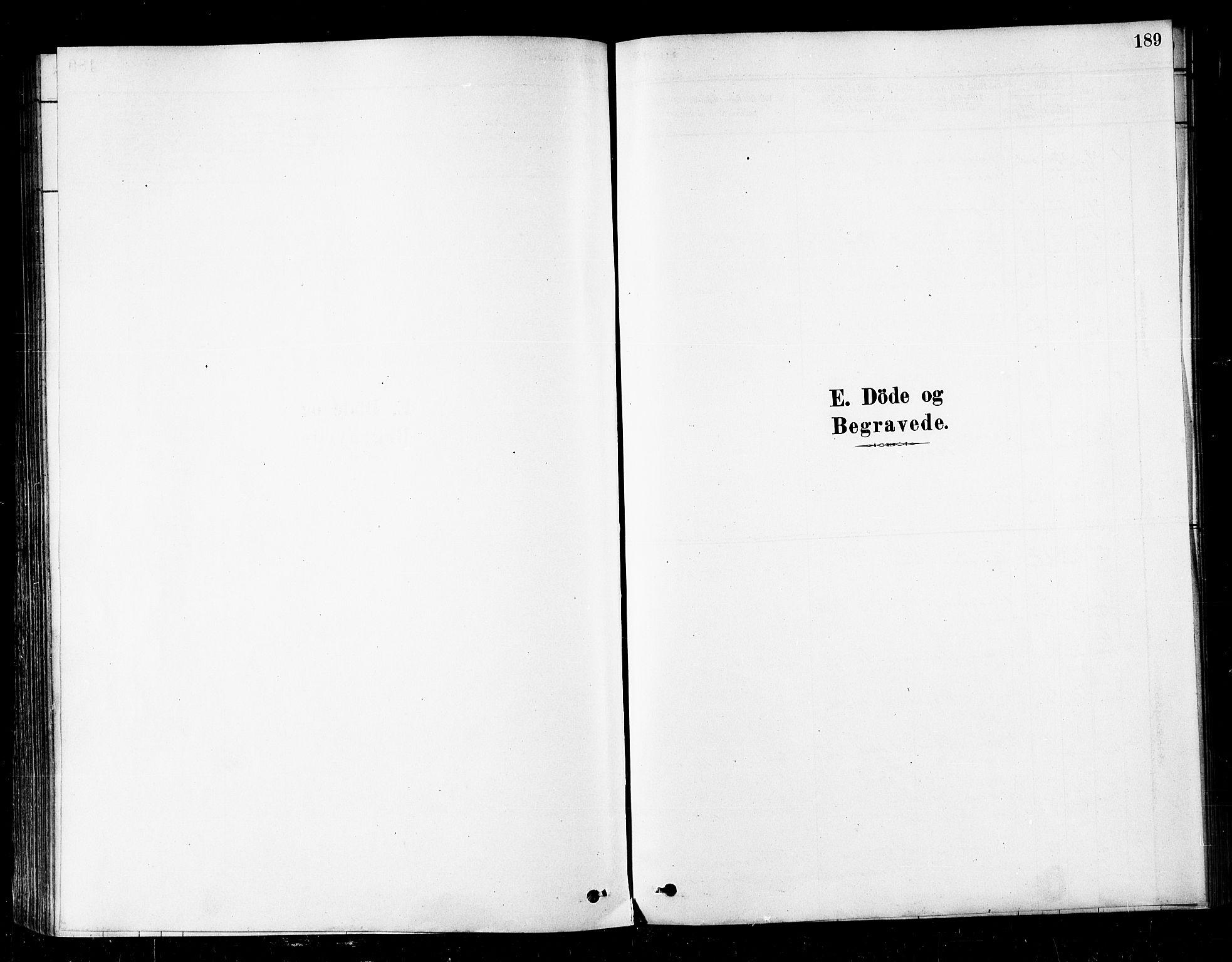 SATØ, Alta sokneprestkontor, H/Ha/L0002.kirke: Ministerialbok nr. 2, 1879-1892, s. 189