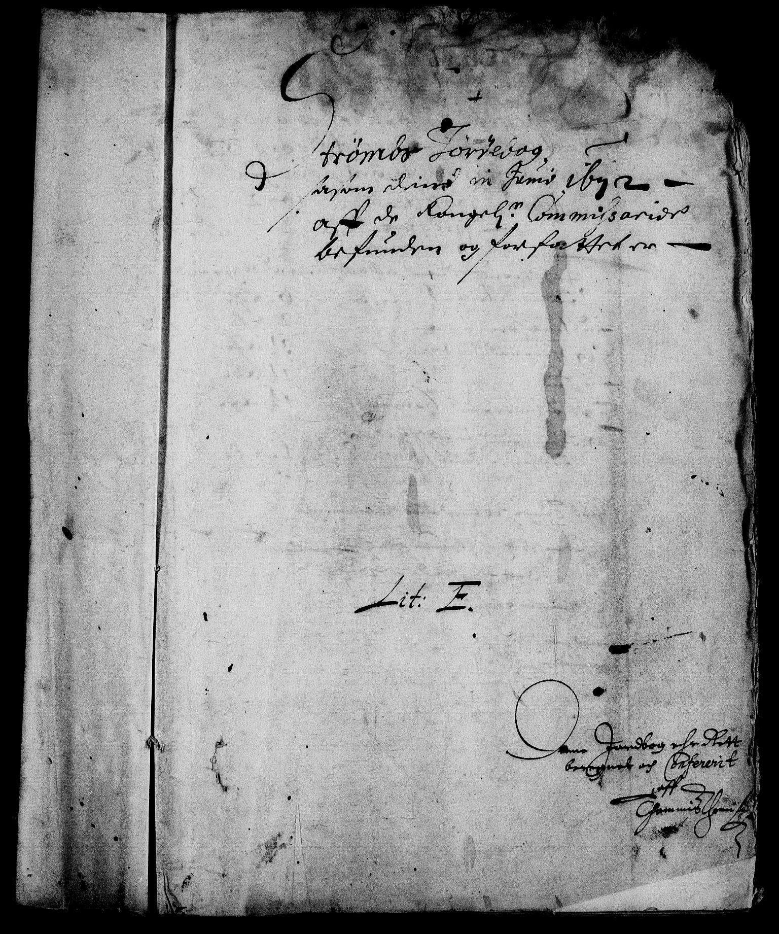 RA, Rentekammeret inntil 1814, Realistisk ordnet avdeling, On/L0008: [Jj 9]: Jordebøker innlevert til kongelig kommisjon 1672: Hammar, Osgård, Sem med Skjelbred, Fossesholm, Fiskum og Ulland (1669-1672), Strøm (1658-u.d. og 1672-73) samt Svanøy gods i Sunnfjord (1657)., 1672, s. 288