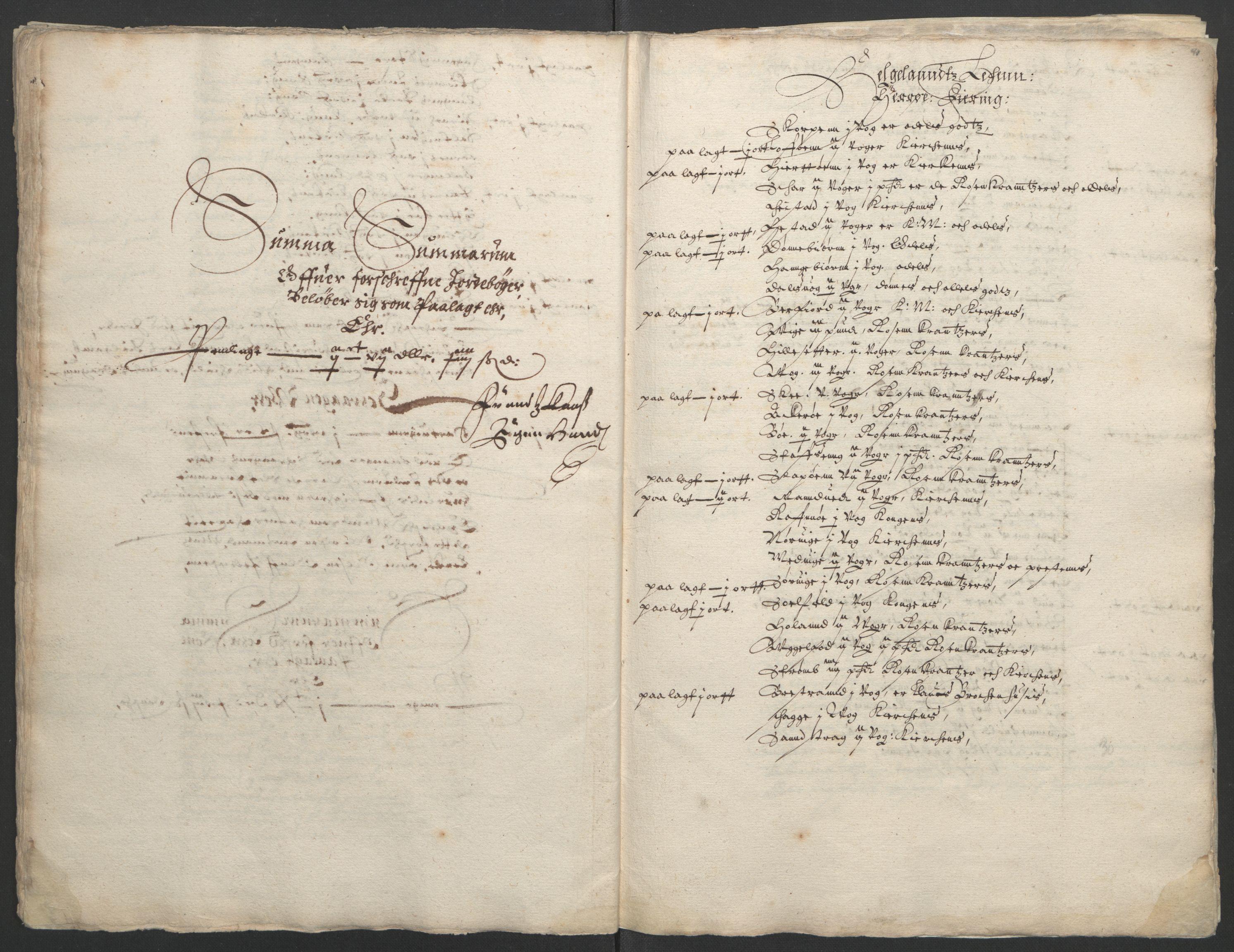 RA, Stattholderembetet 1572-1771, Ek/L0006: Jordebøker til utlikning av garnisonsskatt 1624-1626:, 1626, s. 43