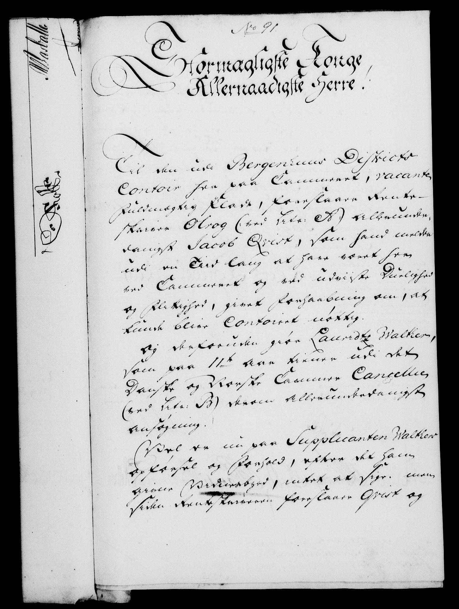 RA, Rentekammeret, Kammerkanselliet, G/Gf/Gfa/L0032: Norsk relasjons- og resolusjonsprotokoll (merket RK 52.32), 1750, s. 409