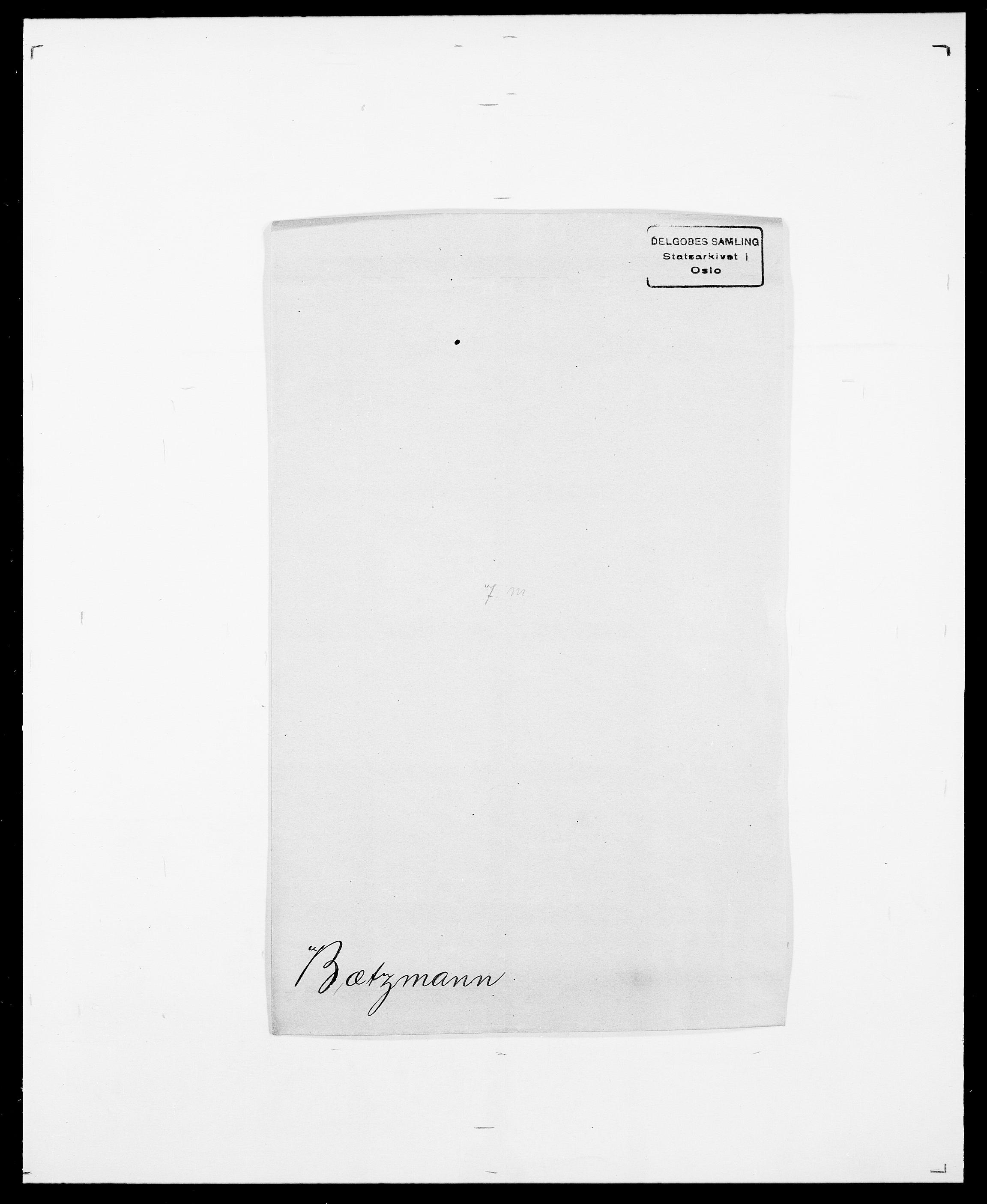 SAO, Delgobe, Charles Antoine - samling, D/Da/L0007: Buaas - Caphengst, s. 550