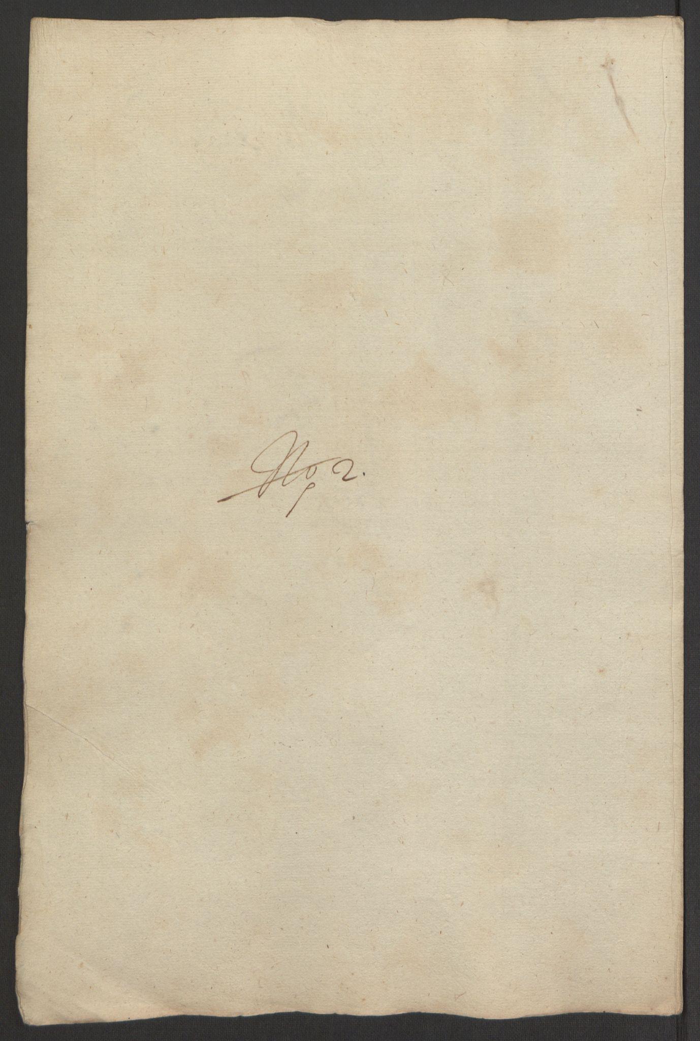 RA, Rentekammeret inntil 1814, Reviderte regnskaper, Fogderegnskap, R64/L4424: Fogderegnskap Namdal, 1692-1695, s. 315