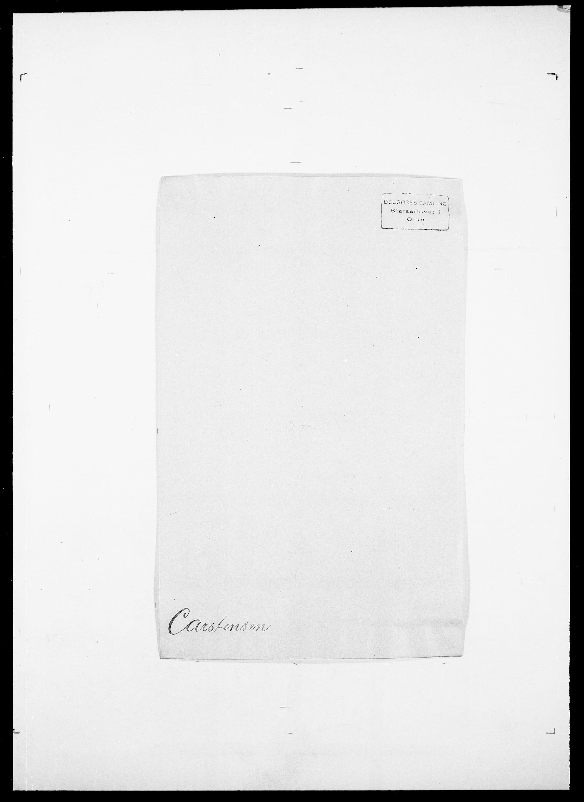 SAO, Delgobe, Charles Antoine - samling, D/Da/L0008: Capjon - Dagenbolt, s. 97