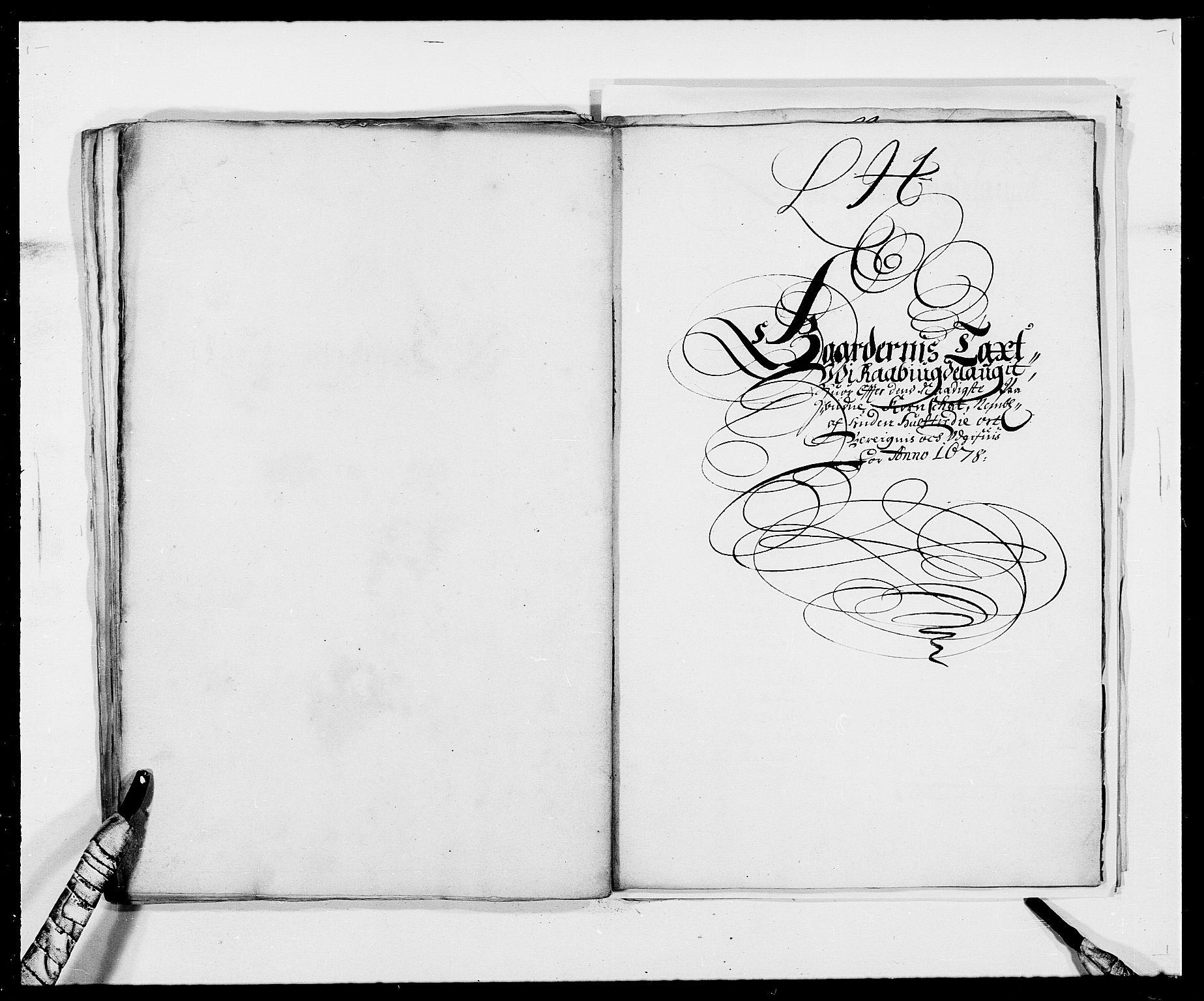 RA, Rentekammeret inntil 1814, Reviderte regnskaper, Fogderegnskap, R40/L2435: Fogderegnskap Råbyggelag, 1677-1678, s. 319
