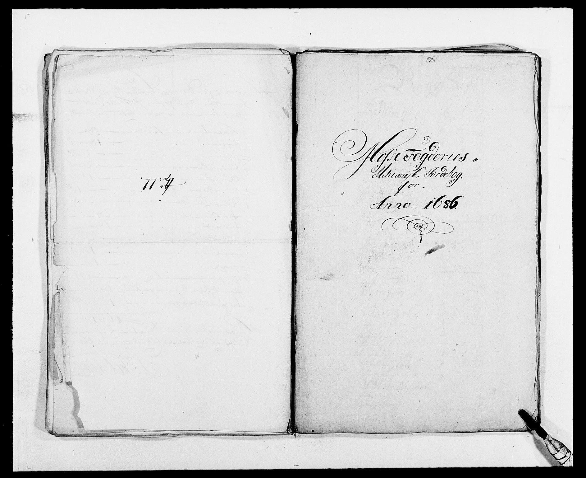 RA, Rentekammeret inntil 1814, Reviderte regnskaper, Fogderegnskap, R02/L0107: Fogderegnskap Moss og Verne kloster, 1685-1691, s. 83