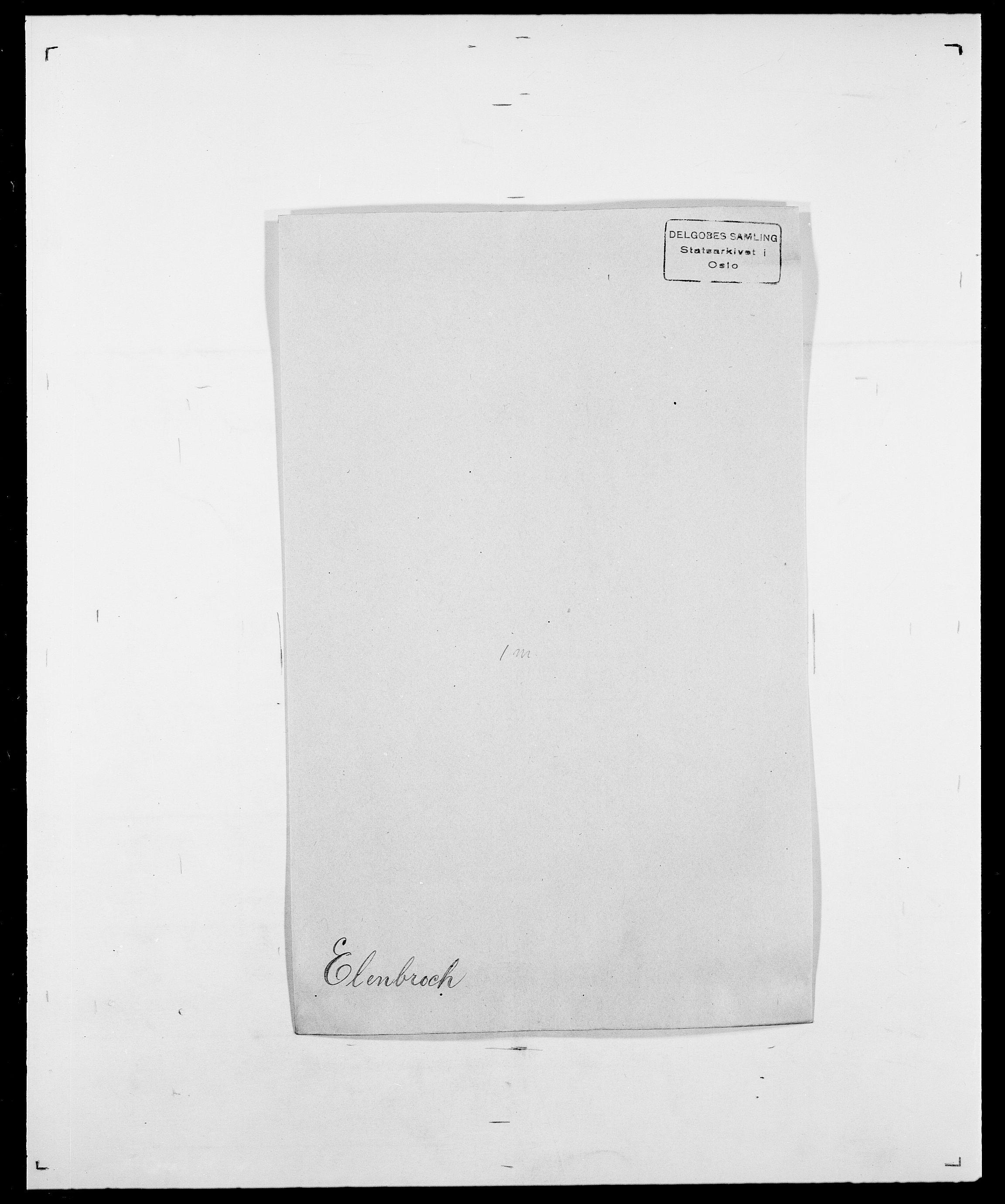 SAO, Delgobe, Charles Antoine - samling, D/Da/L0010: Dürendahl - Fagelund, s. 375