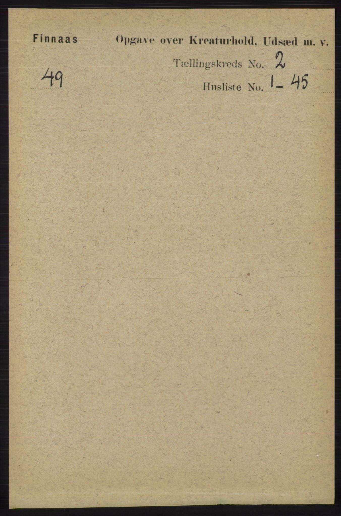 RA, Folketelling 1891 for 1218 Finnås herred, 1891, s. 6171