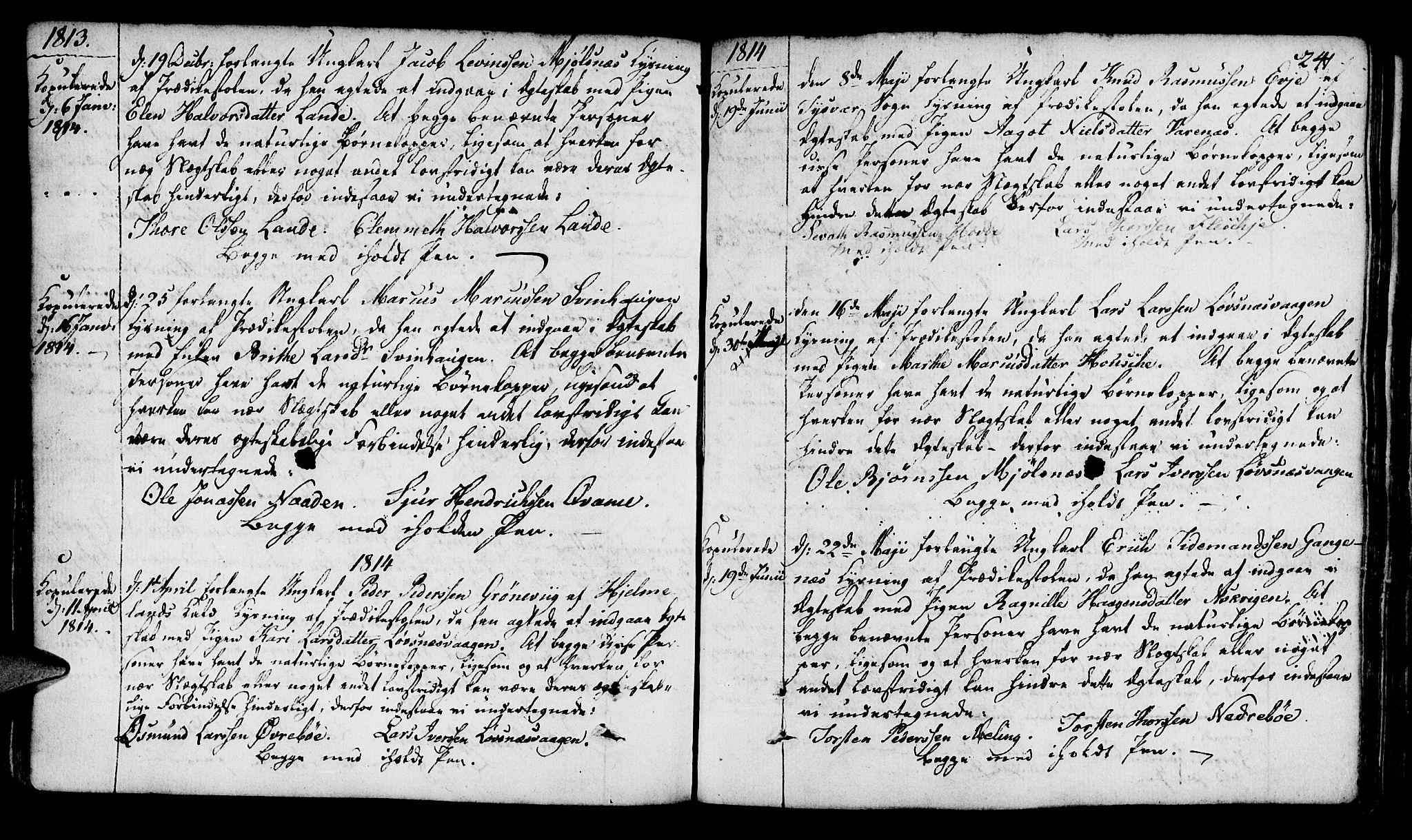 SAST, Finnøy sokneprestkontor, H/Ha/Haa/L0005: Ministerialbok nr. A 5, 1773-1816, s. 241
