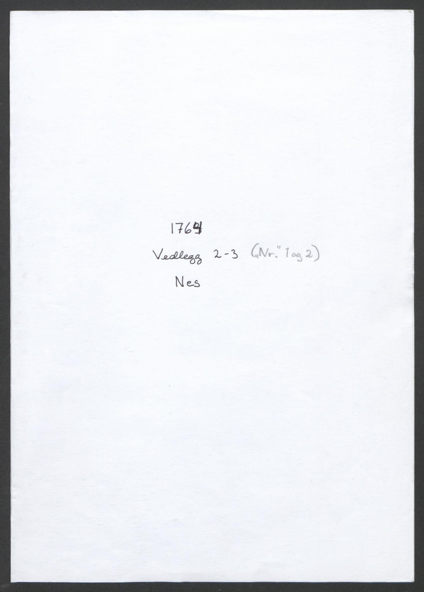 RA, Rentekammeret inntil 1814, Reviderte regnskaper, Fogderegnskap, R16/L1147: Ekstraskatten Hedmark, 1763-1764, s. 427