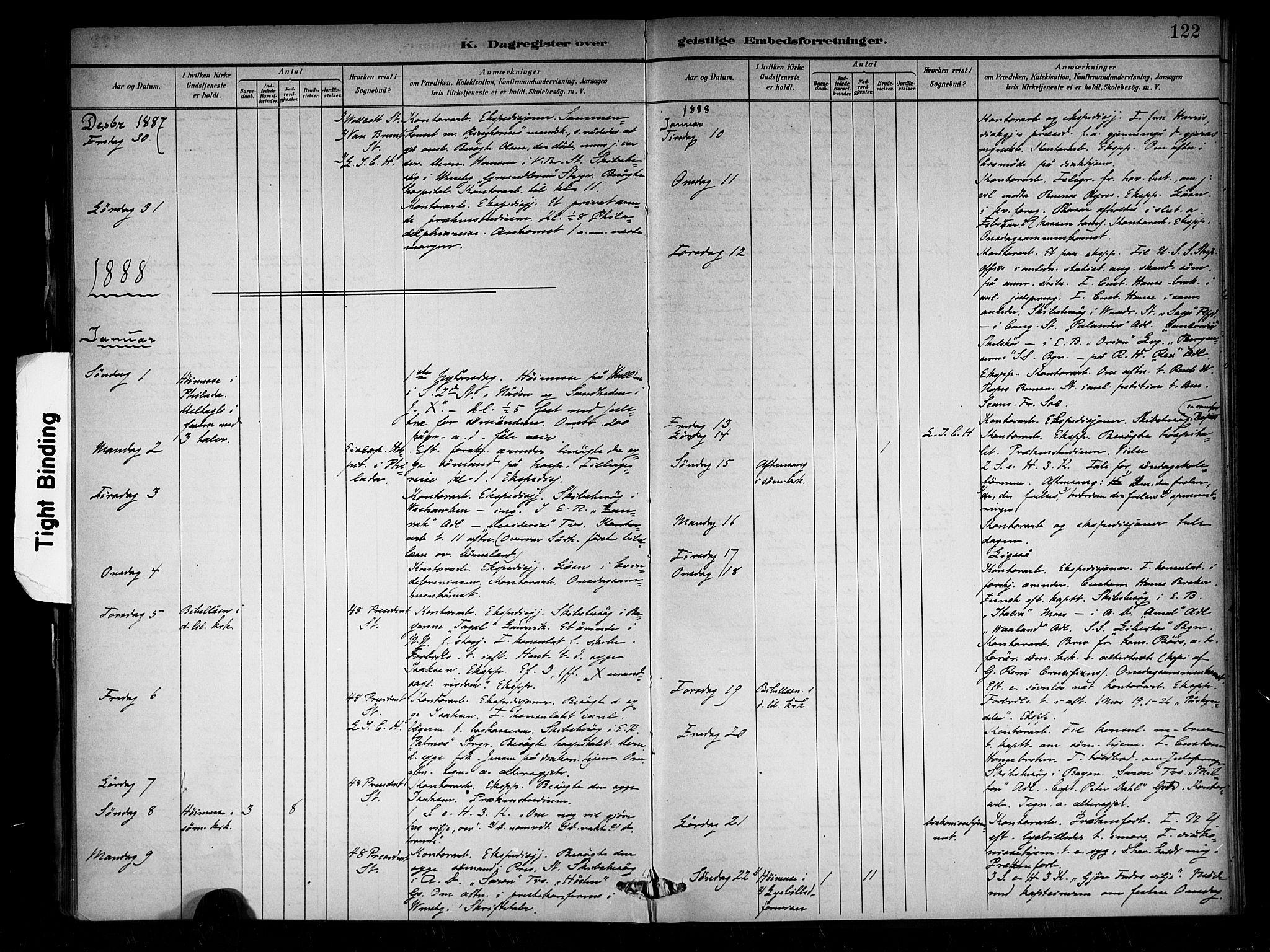 SAB, Den Norske Sjømannsmisjon i utlandet*, Ministerialbok nr. A 2, 1886-1888, s. 122