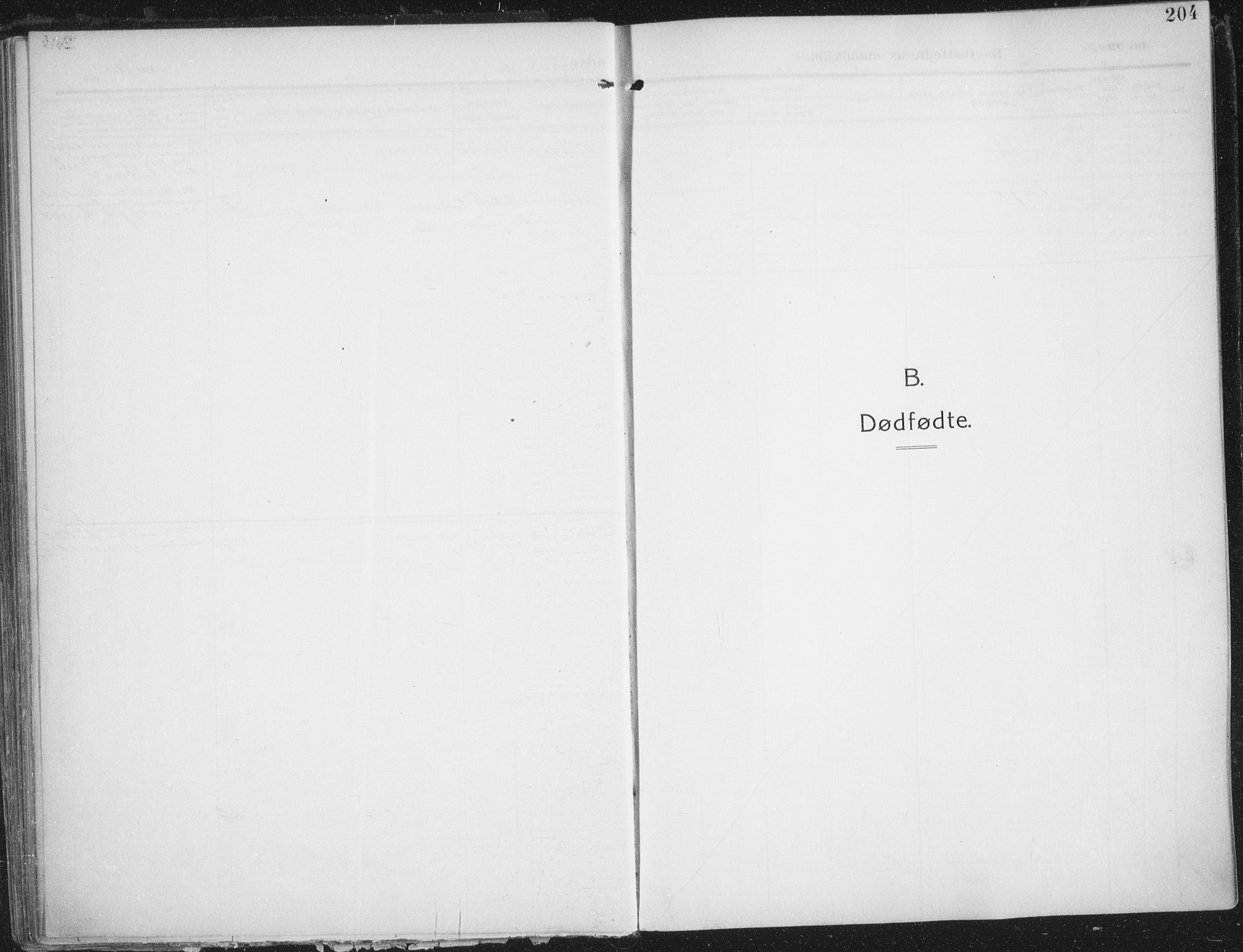 SATØ, Trondenes sokneprestkontor, H/Ha/L0018kirke: Ministerialbok nr. 18, 1909-1918, s. 204