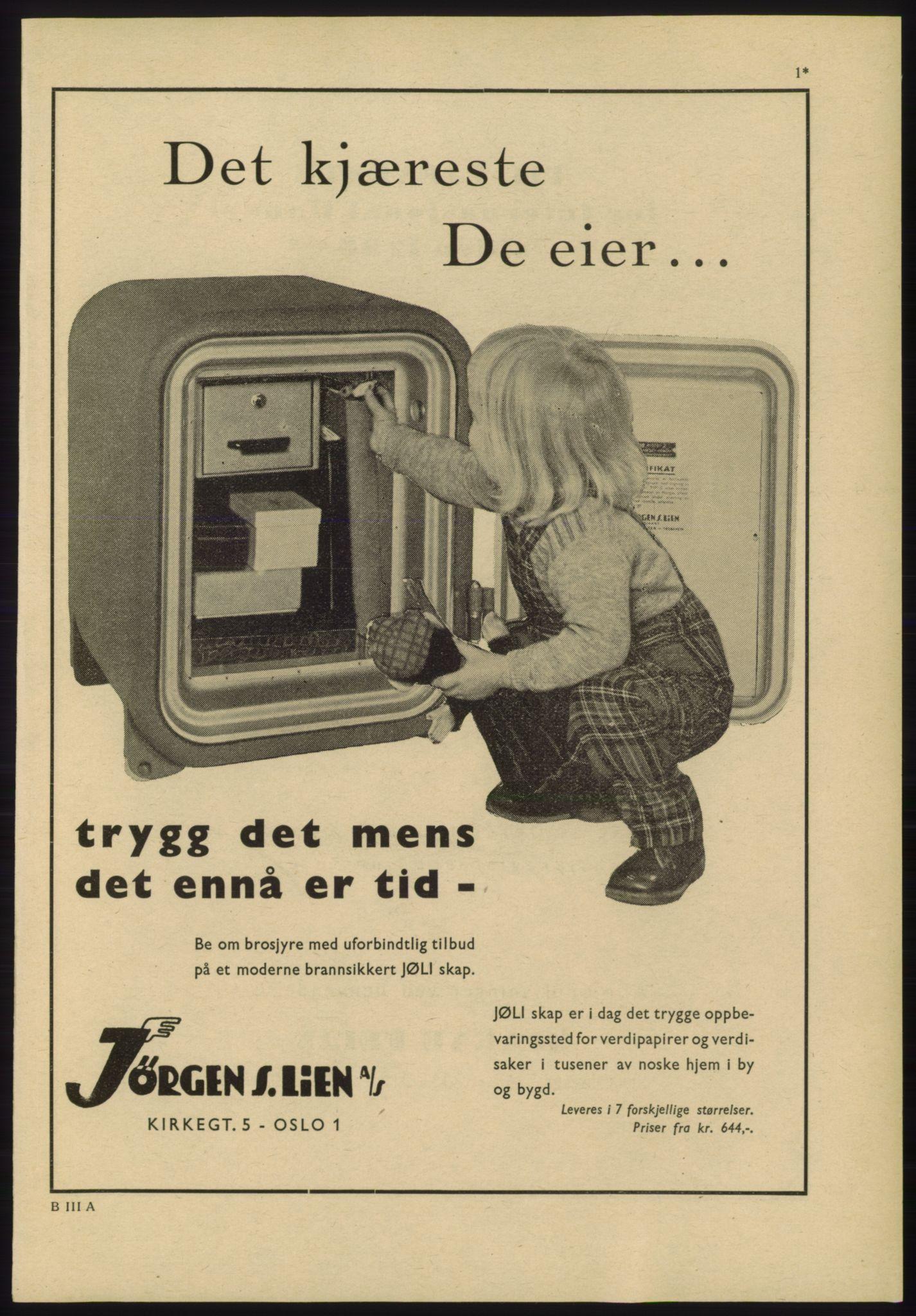 RA, Oslo adressebok (publikasjon)*, 1965-1966, s. upaginert
