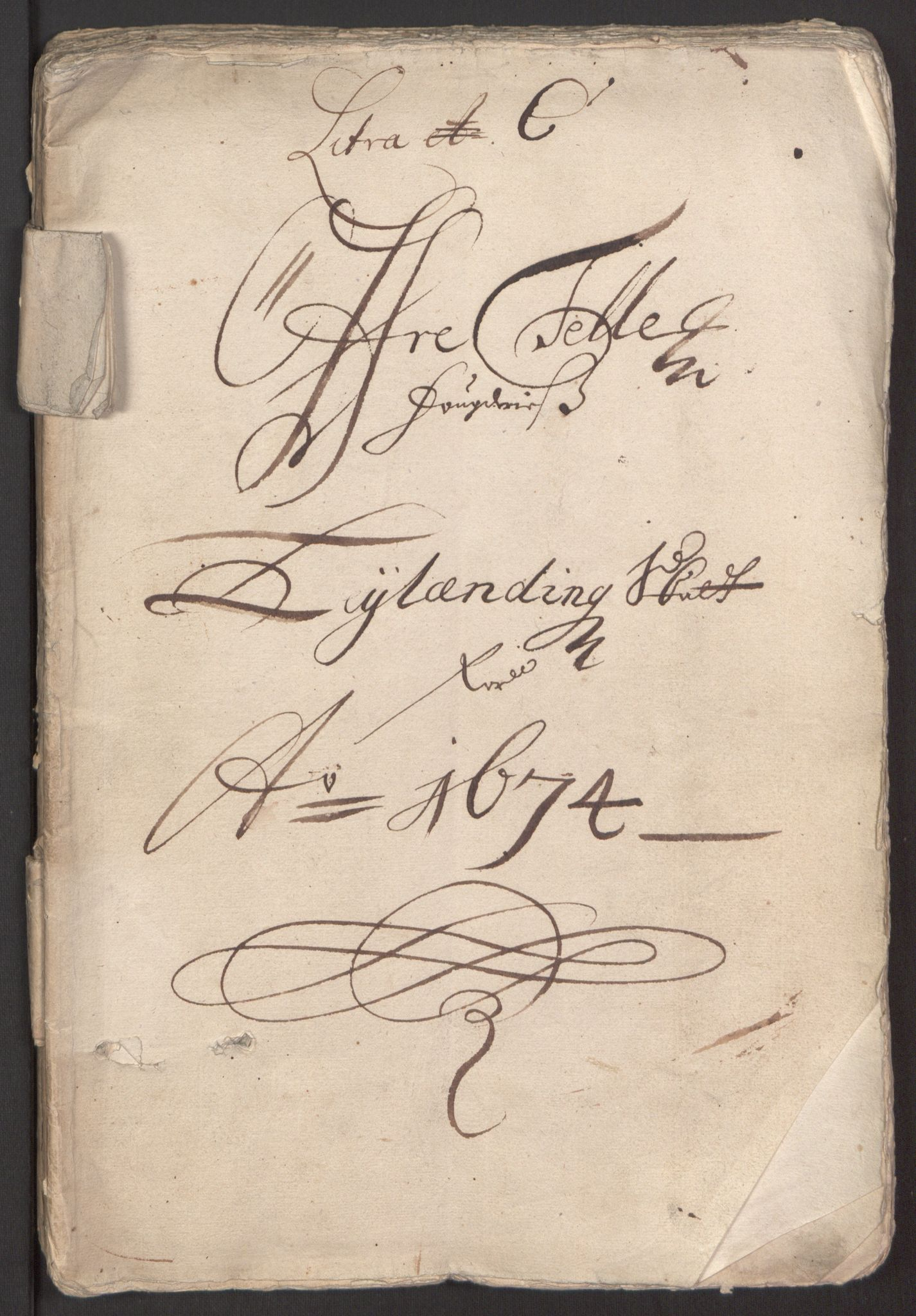 RA, Rentekammeret inntil 1814, Reviderte regnskaper, Fogderegnskap, R35/L2061: Fogderegnskap Øvre og Nedre Telemark, 1673-1674, s. 72