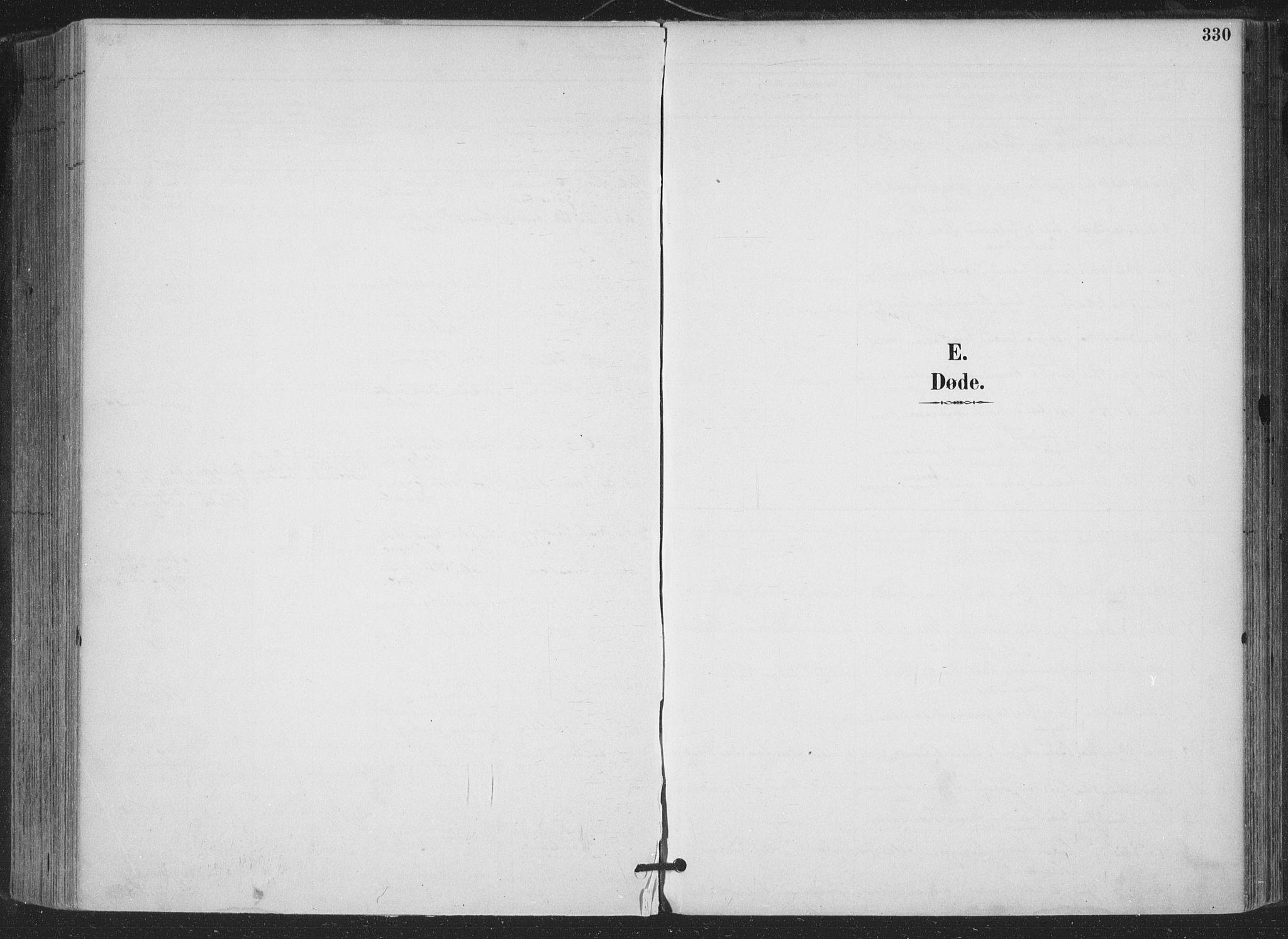 SAKO, Bamble kirkebøker, F/Fa/L0008: Ministerialbok nr. I 8, 1888-1900, s. 330