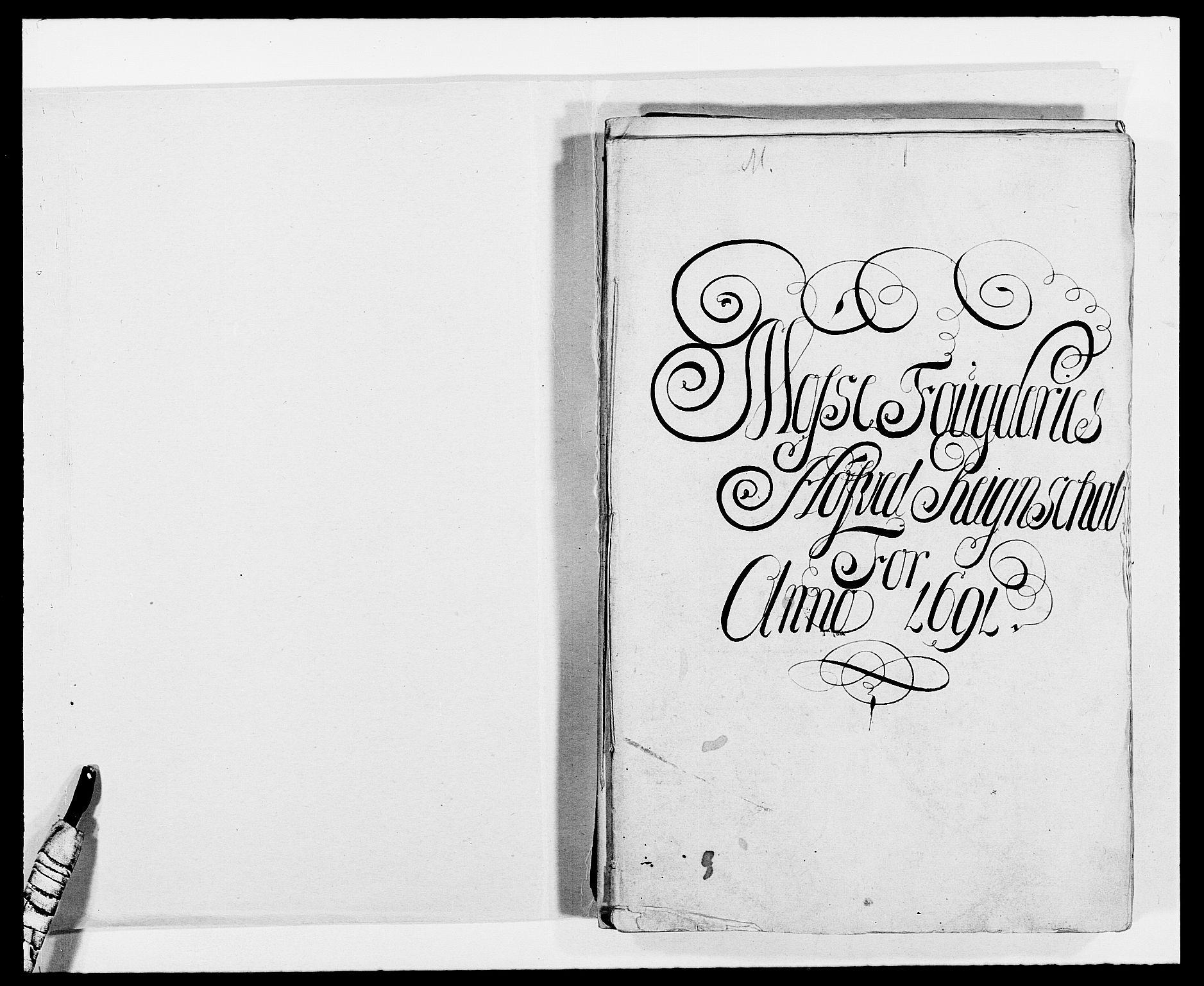 RA, Rentekammeret inntil 1814, Reviderte regnskaper, Fogderegnskap, R02/L0106: Fogderegnskap Moss og Verne kloster, 1688-1691, s. 424