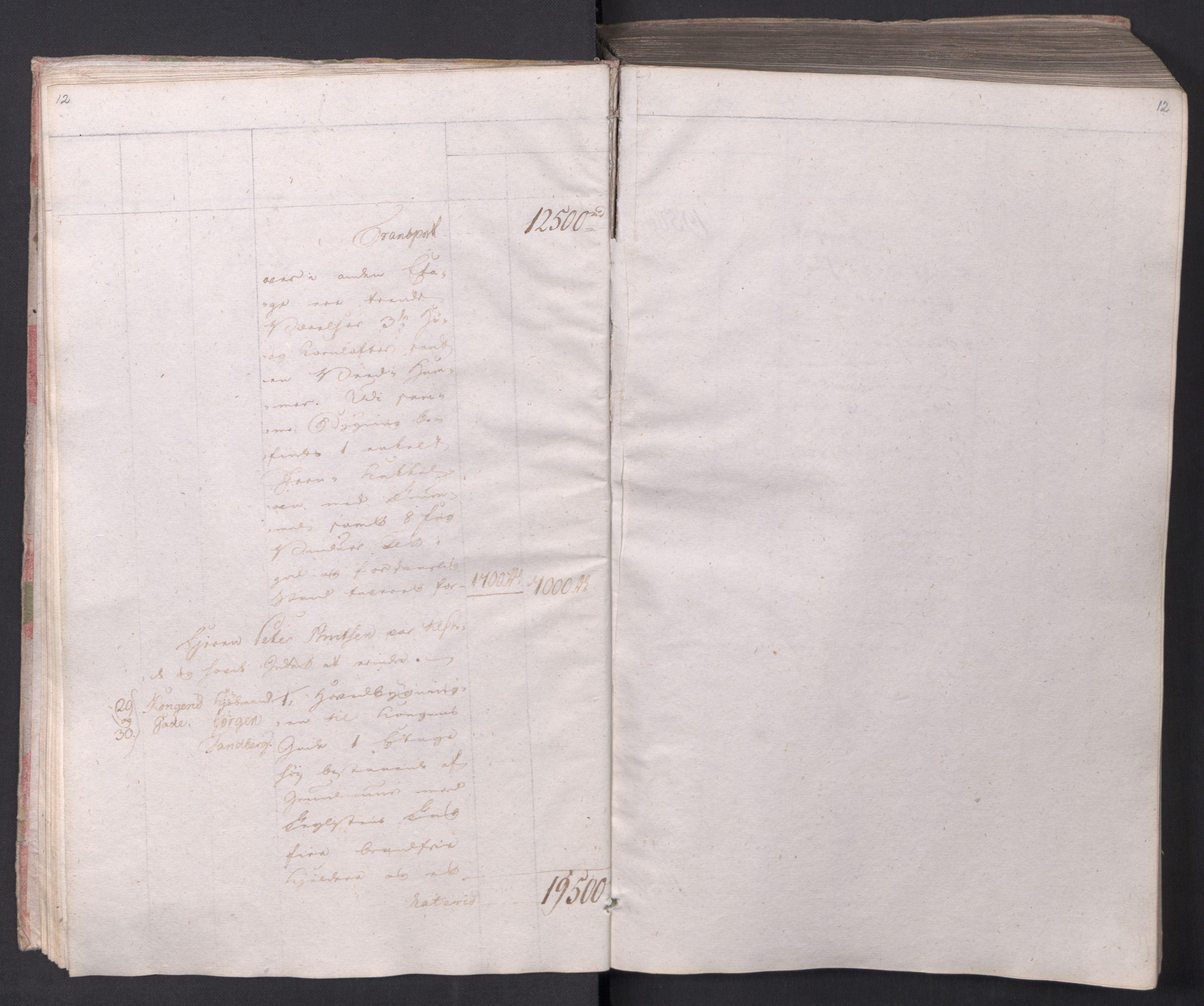 SAO, Kristiania stiftamt, I/Ia/L0015: Branntakster, 1797, s. 12