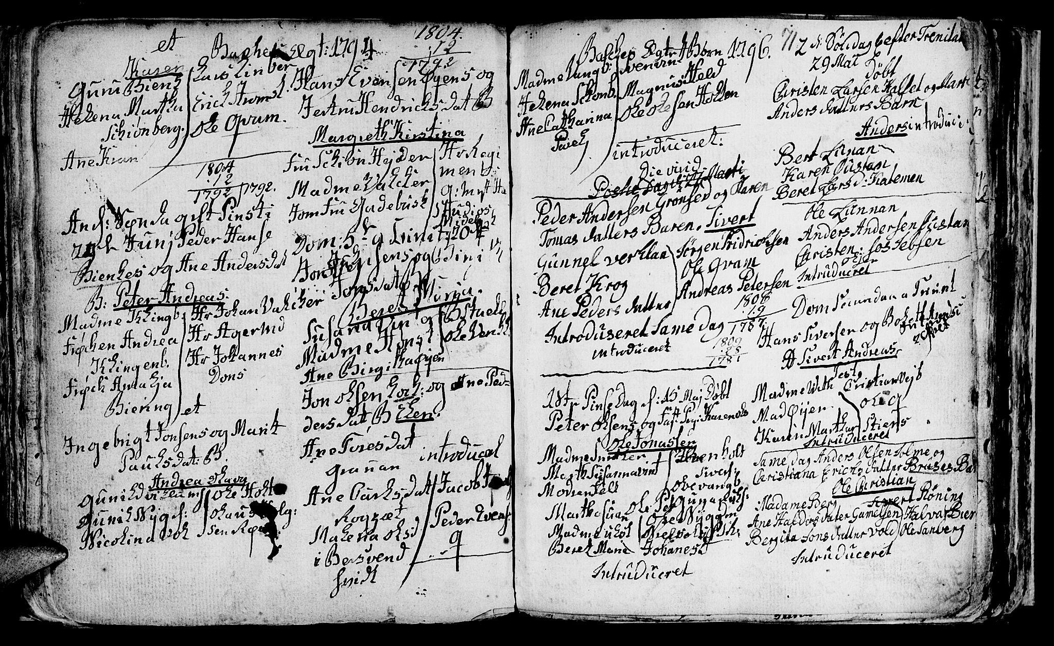 SAT, Ministerialprotokoller, klokkerbøker og fødselsregistre - Sør-Trøndelag, 604/L0218: Klokkerbok nr. 604C01, 1754-1819, s. 71