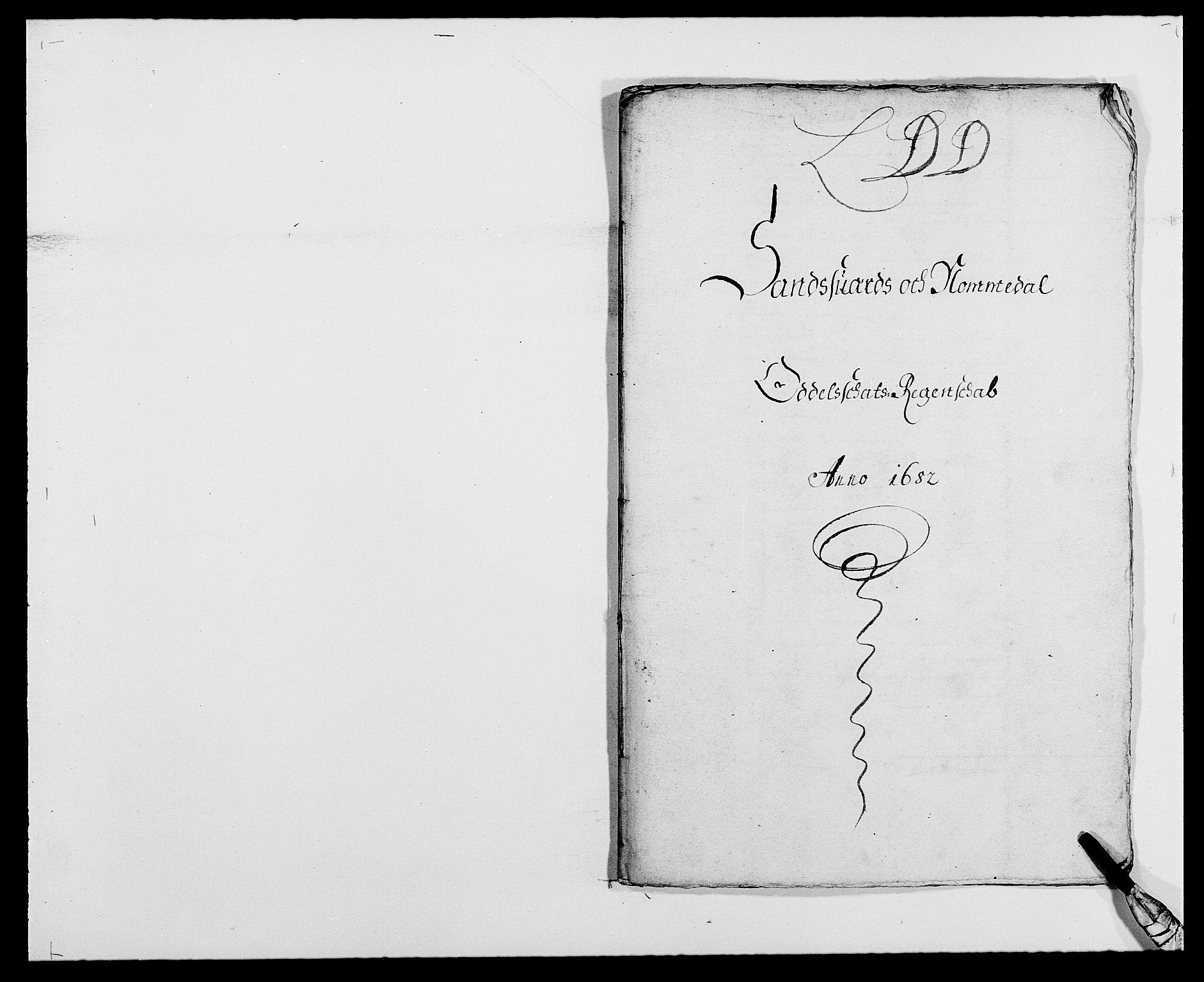 RA, Rentekammeret inntil 1814, Reviderte regnskaper, Fogderegnskap, R24/L1570: Fogderegnskap Numedal og Sandsvær, 1679-1686, s. 119