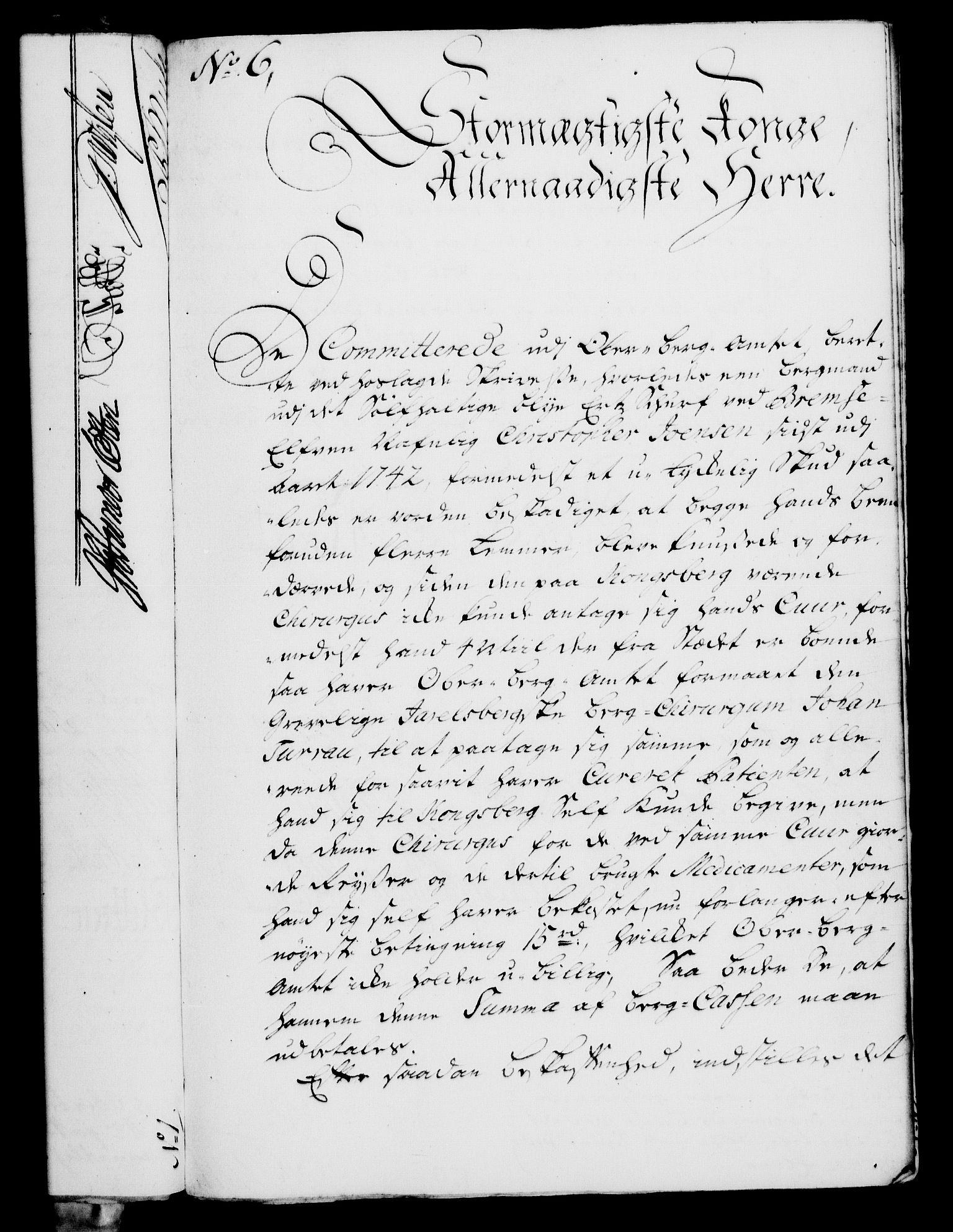 RA, Rentekammeret, Kammerkanselliet, G/Gf/Gfa/L0027: Norsk relasjons- og resolusjonsprotokoll (merket RK 52.27), 1744, s. 52