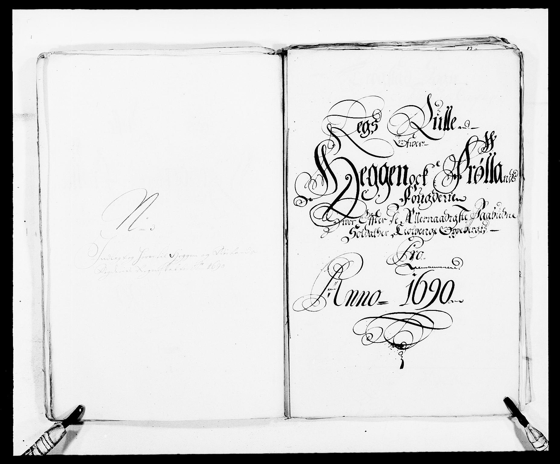 RA, Rentekammeret inntil 1814, Reviderte regnskaper, Fogderegnskap, R06/L0282: Fogderegnskap Heggen og Frøland, 1687-1690, s. 242