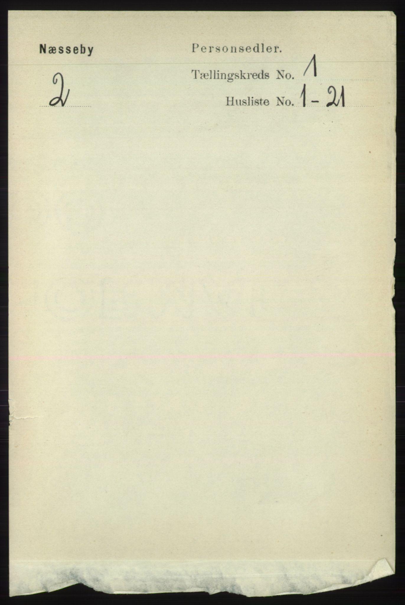 RA, Folketelling 1891 for 2027 Nesseby herred, 1891, s. 104